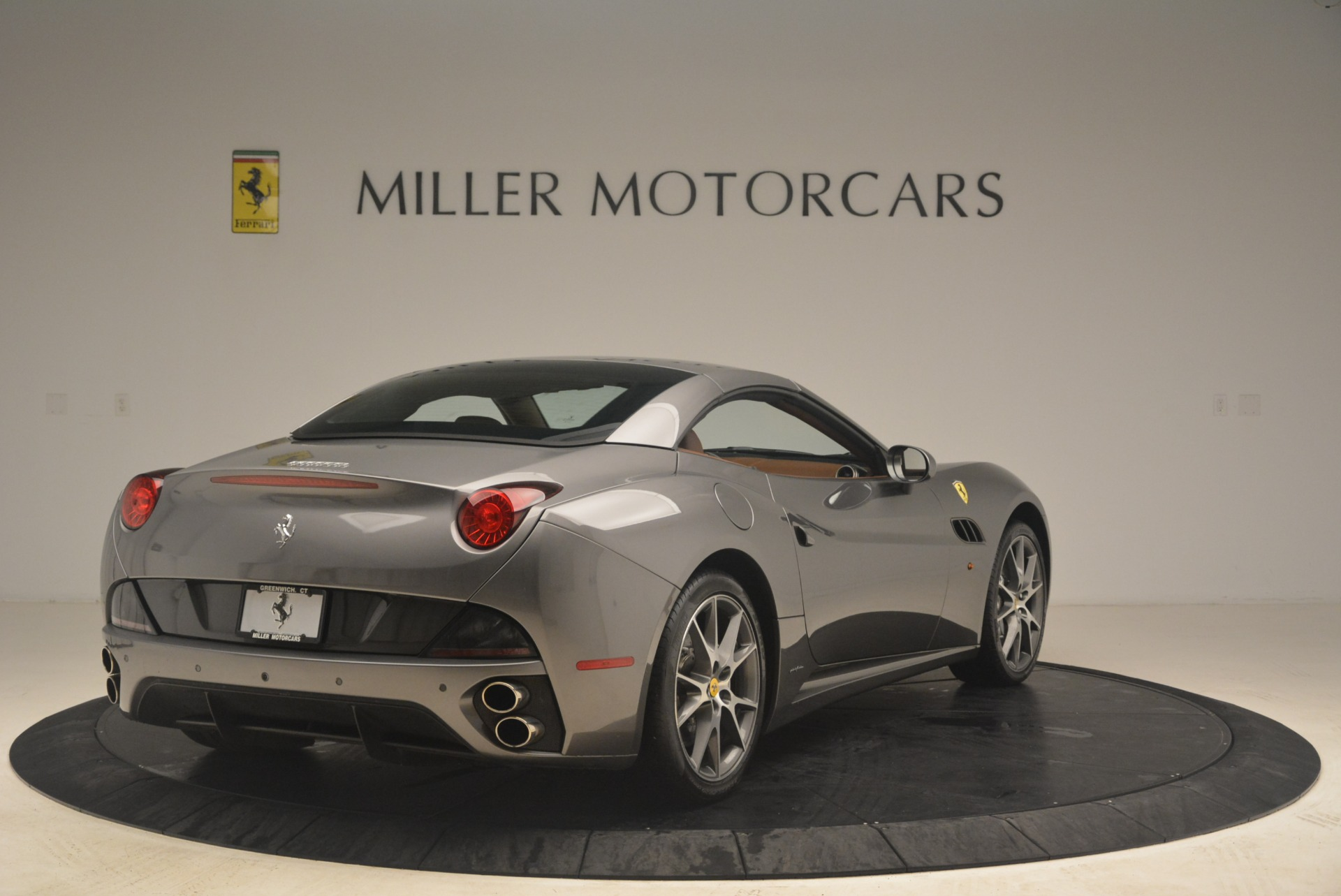 Used 2012 Ferrari California  For Sale In Westport, CT 2285_p19