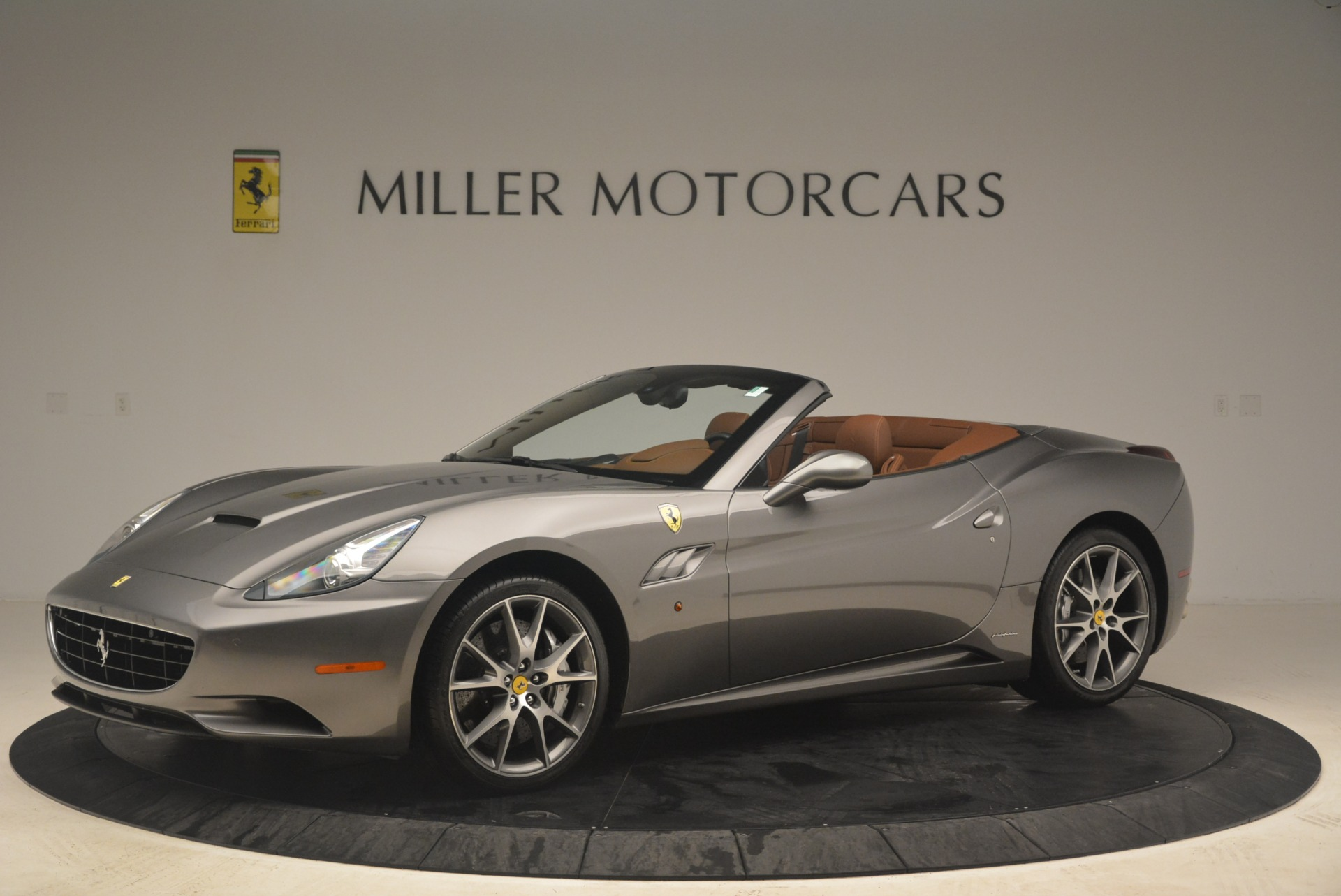 Used 2012 Ferrari California  For Sale In Westport, CT 2285_p2