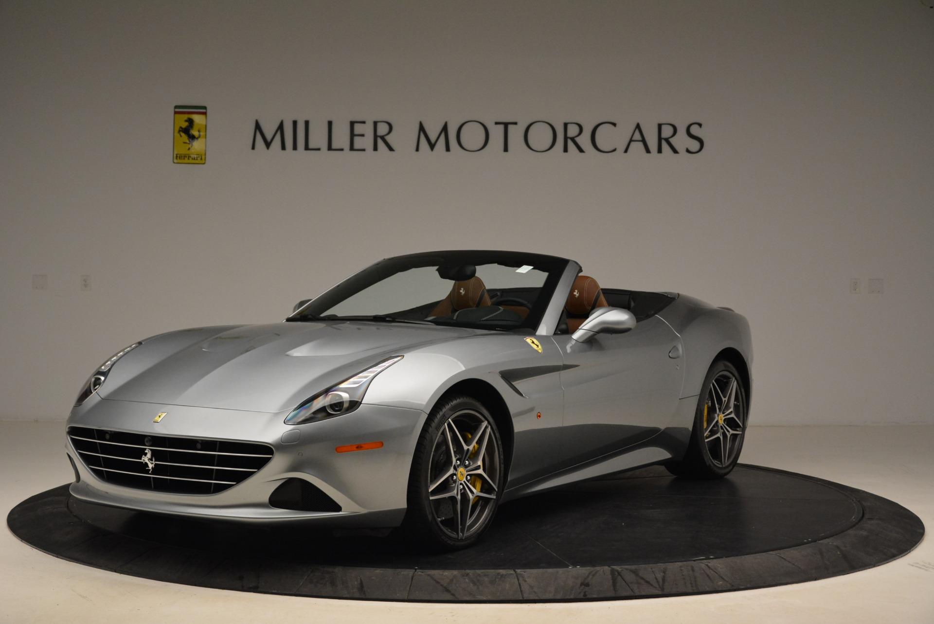 Used 2018 Ferrari California T  For Sale In Westport, CT 2287_main