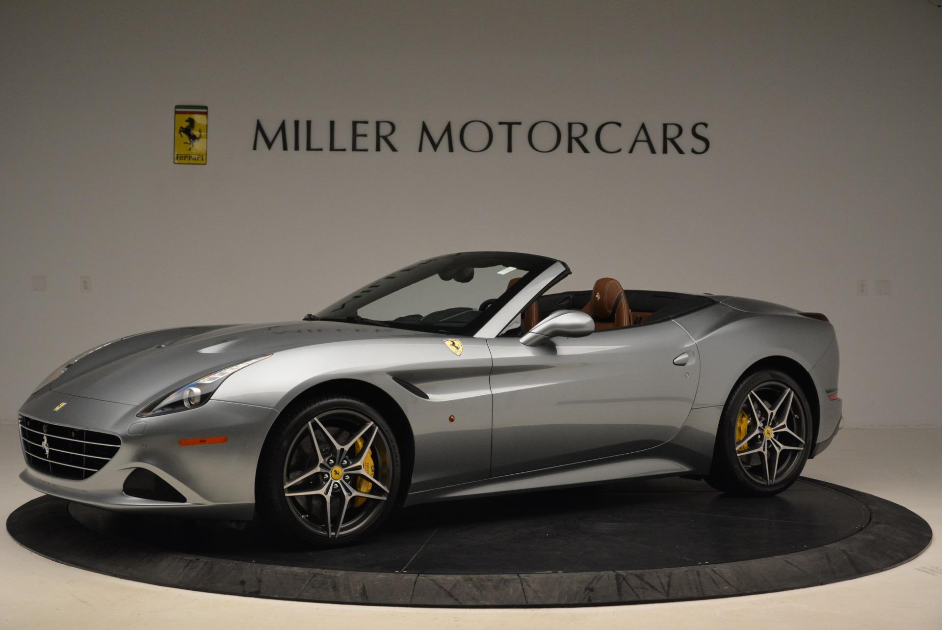 Used 2018 Ferrari California T  For Sale In Westport, CT 2287_p2