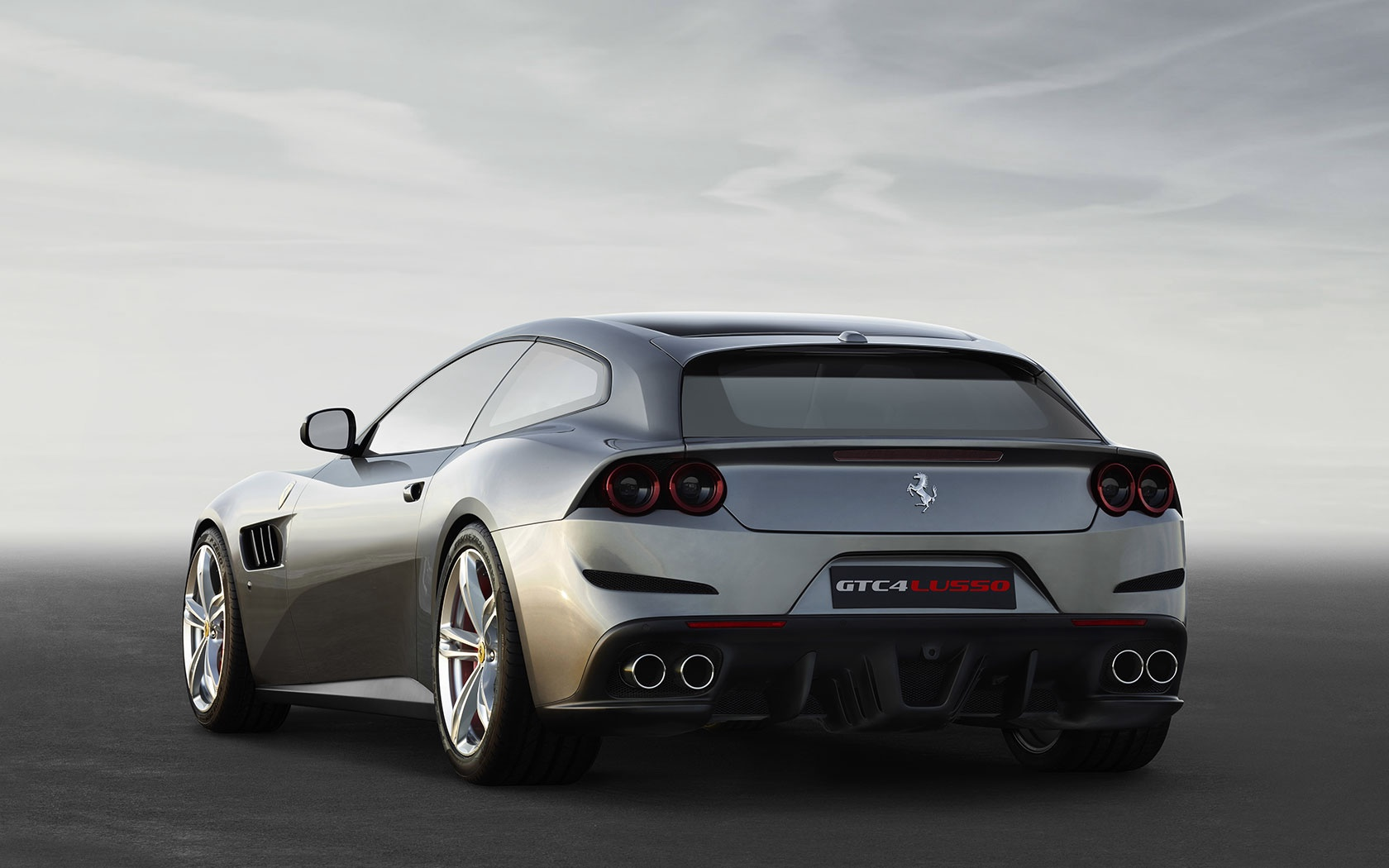 New 2020 Ferrari GTC4LUSSO  For Sale In Westport, CT 229_p2