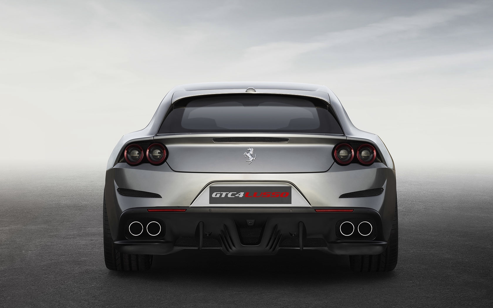 New 2020 Ferrari GTC4LUSSO  For Sale In Westport, CT 229_p3