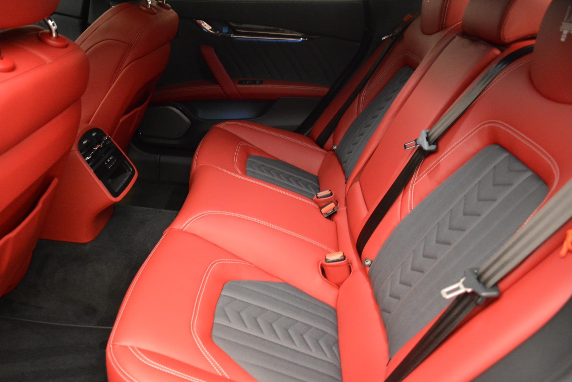 New 2018 Maserati Quattroporte S Q4 GranLusso For Sale In Westport, CT 2293_p17