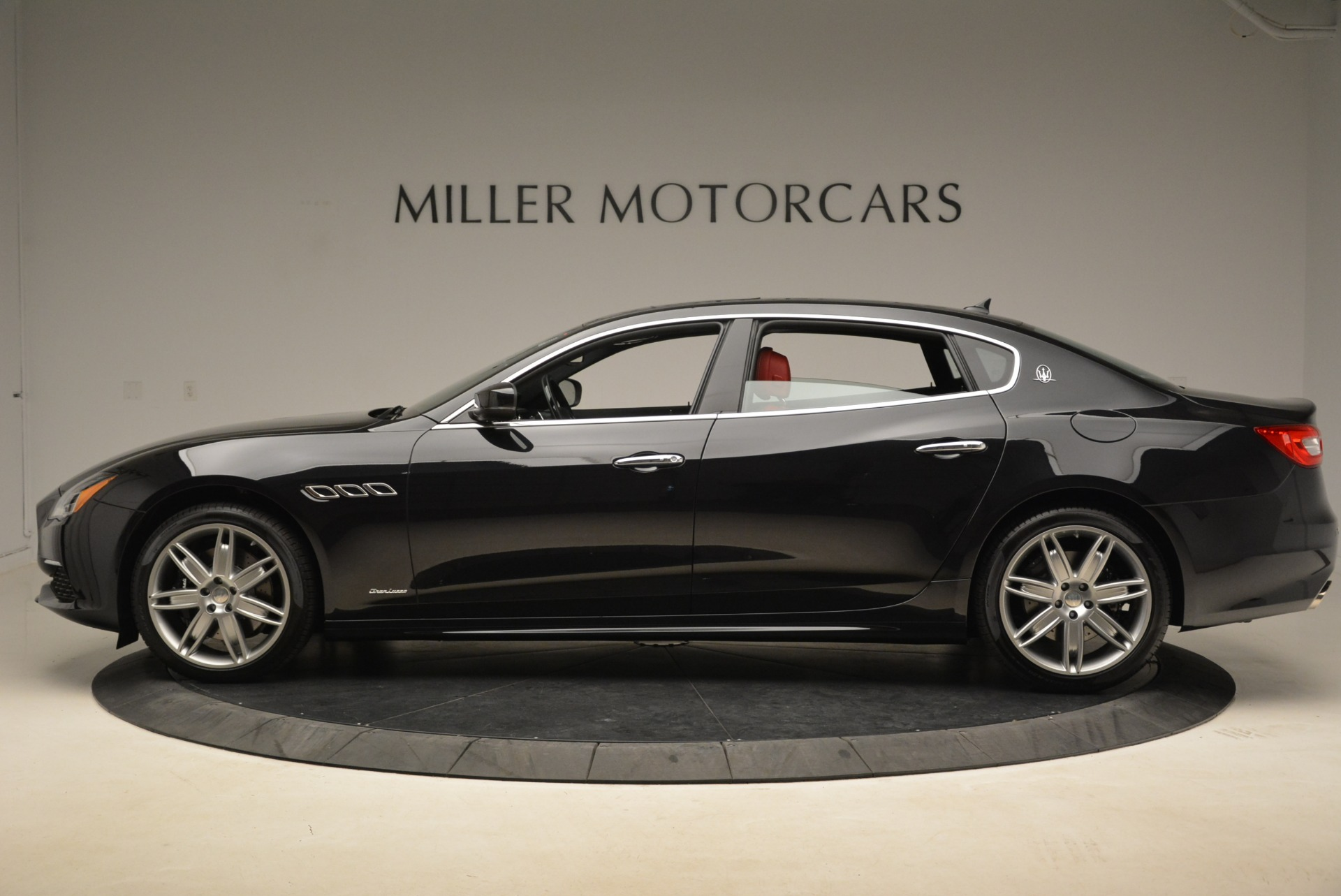 New 2018 Maserati Quattroporte S Q4 GranLusso For Sale In Westport, CT 2293_p3