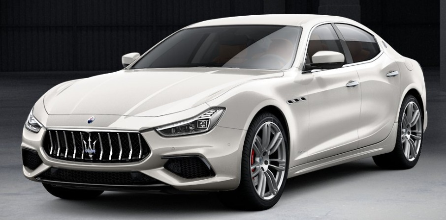 New 2018 Maserati Ghibli S Q4 GranSport For Sale In Westport, CT 2294_main