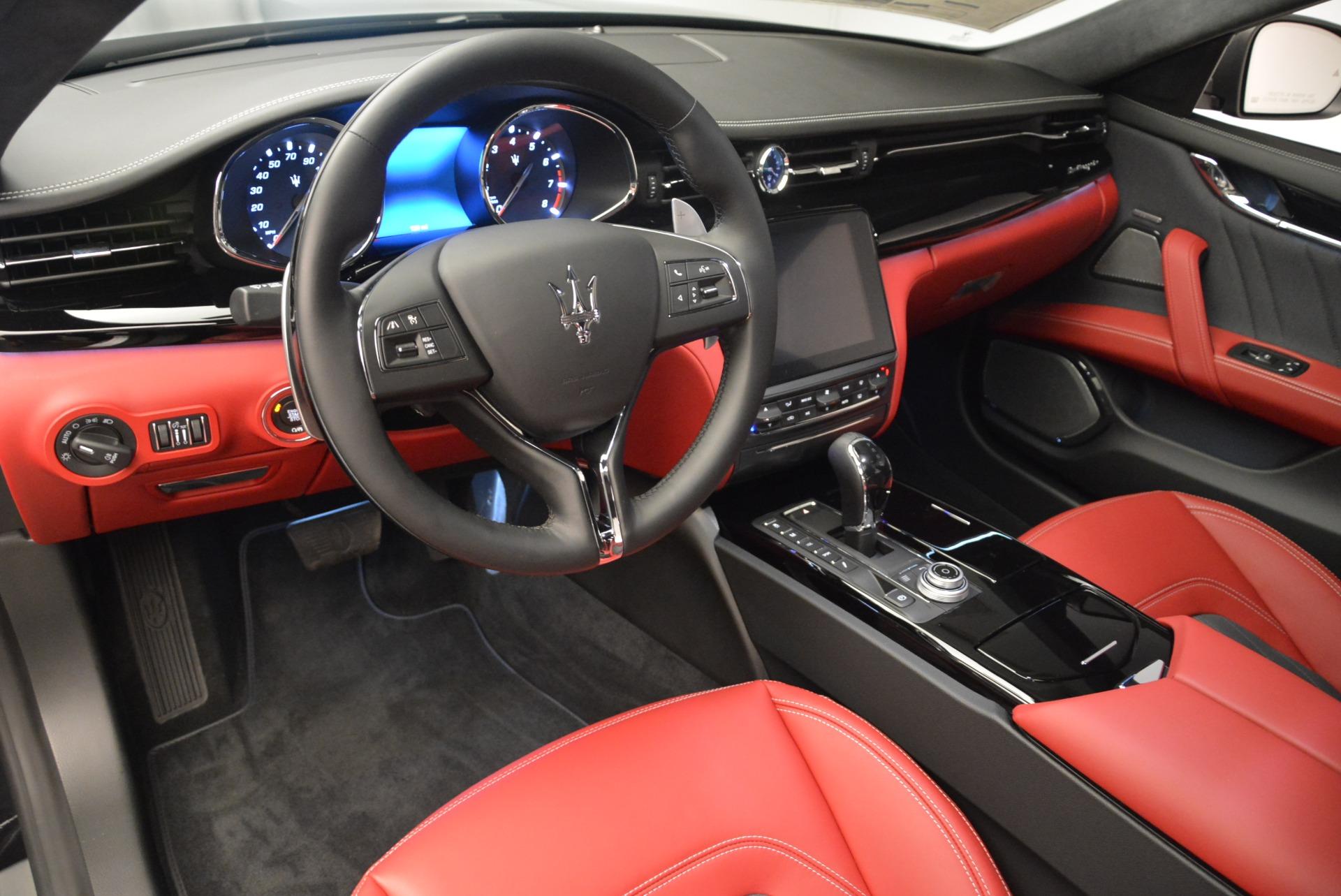 New 2018 Maserati Quattroporte S Q4 GranLusso For Sale In Westport, CT 2296_p13