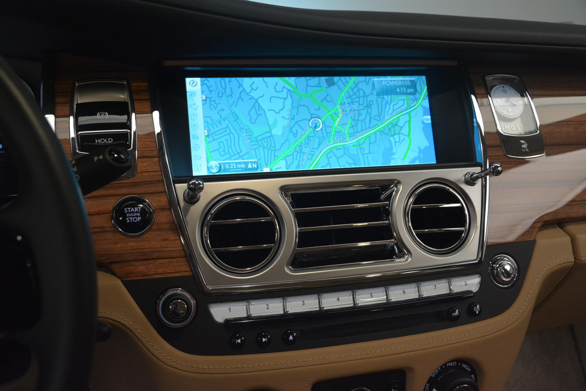 Used 2015 Rolls-Royce Ghost  For Sale In Westport, CT 2297_p21
