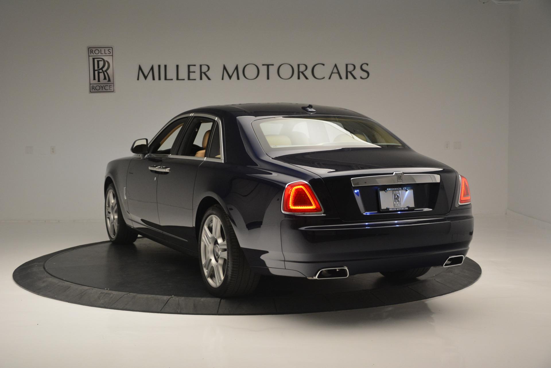 Used 2015 Rolls-Royce Ghost  For Sale In Westport, CT 2297_p5