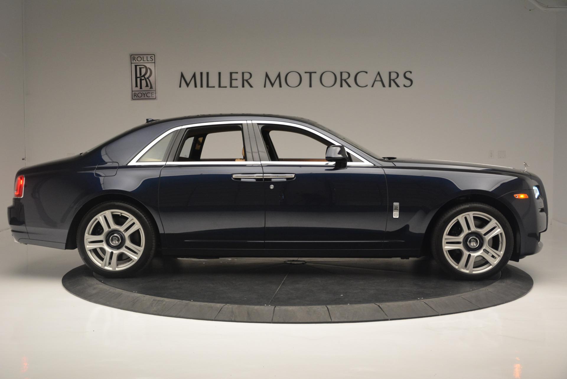 Used 2015 Rolls-Royce Ghost  For Sale In Westport, CT 2297_p9
