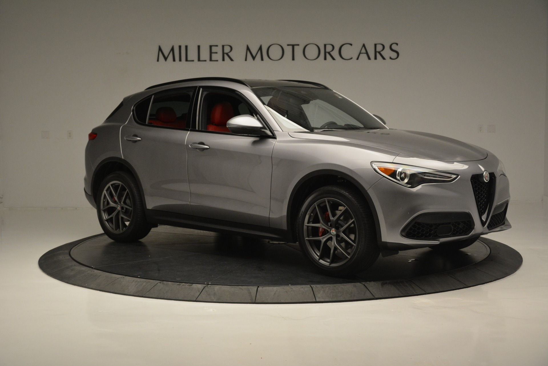 New 2018 Alfa Romeo Stelvio Ti Sport Q4 For Sale In Westport, CT 2299_p10