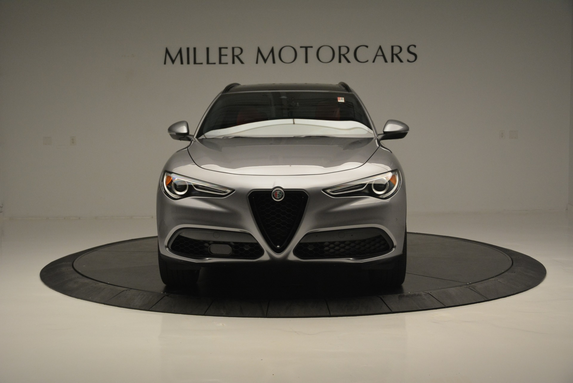 New 2018 Alfa Romeo Stelvio Ti Sport Q4 For Sale In Westport, CT 2299_p12
