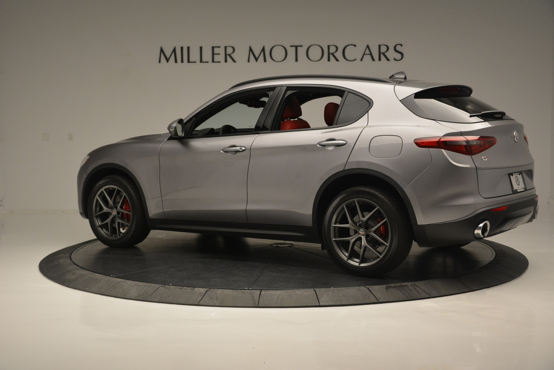 New 2018 Alfa Romeo Stelvio Ti Sport Q4 For Sale In Westport, CT 2299_p5