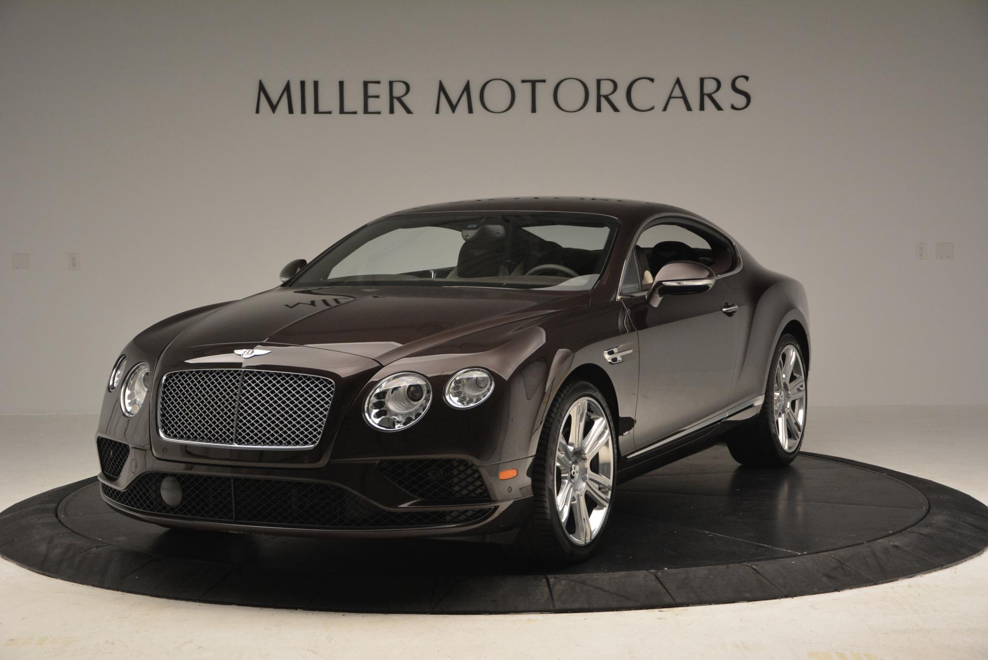 Used 2016 Bentley Continental GT W12 For Sale In Westport, CT 23_main