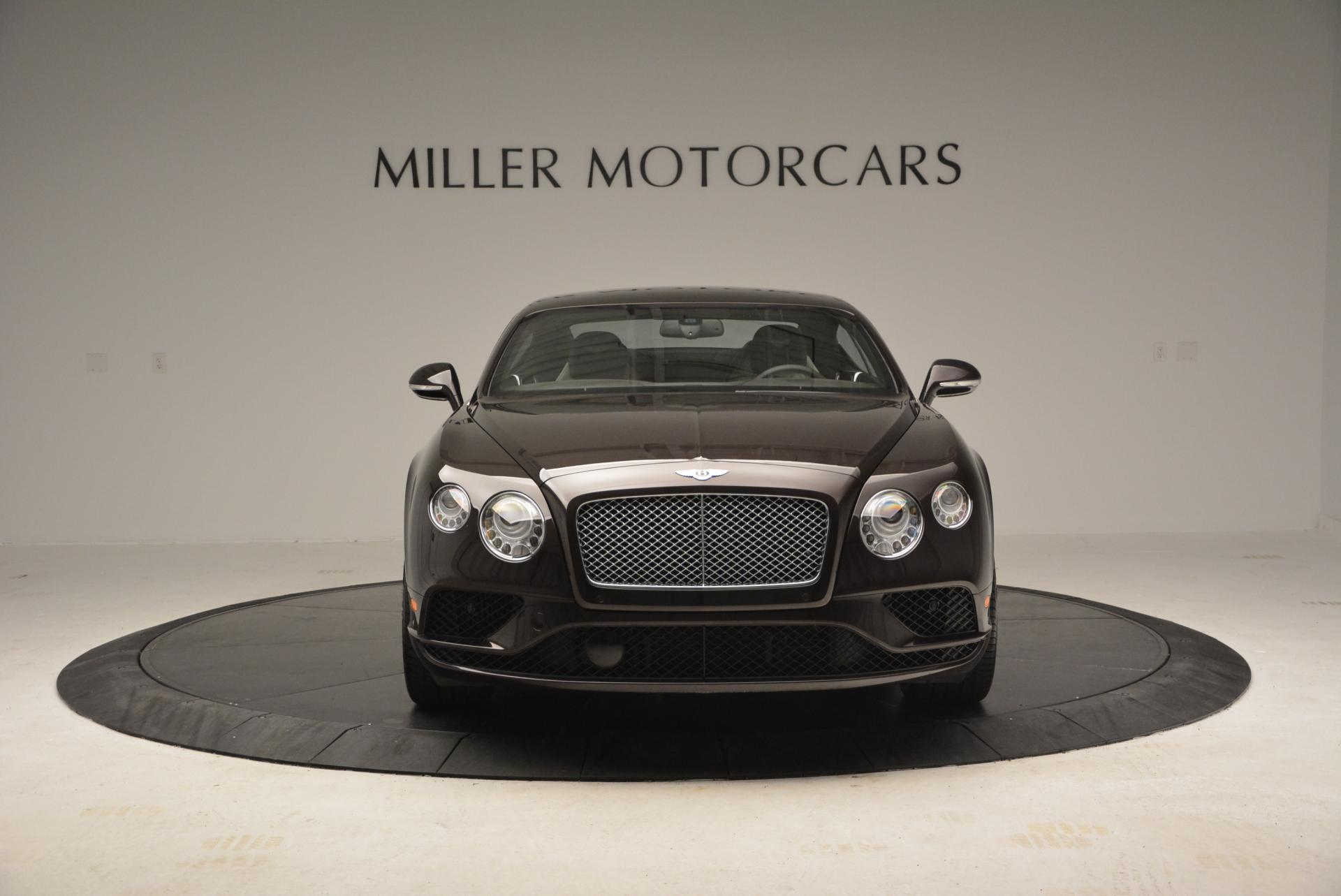 Used 2016 Bentley Continental GT W12 For Sale In Westport, CT 23_p12