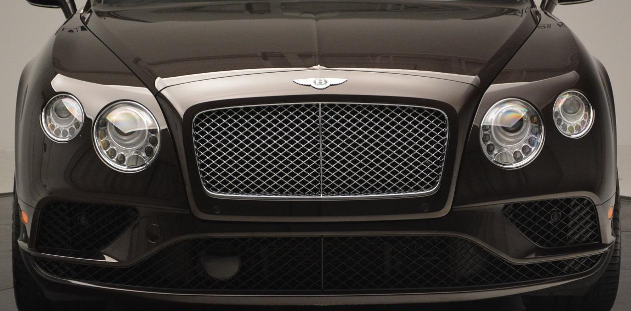 Used 2016 Bentley Continental GT W12 For Sale In Westport, CT 23_p13
