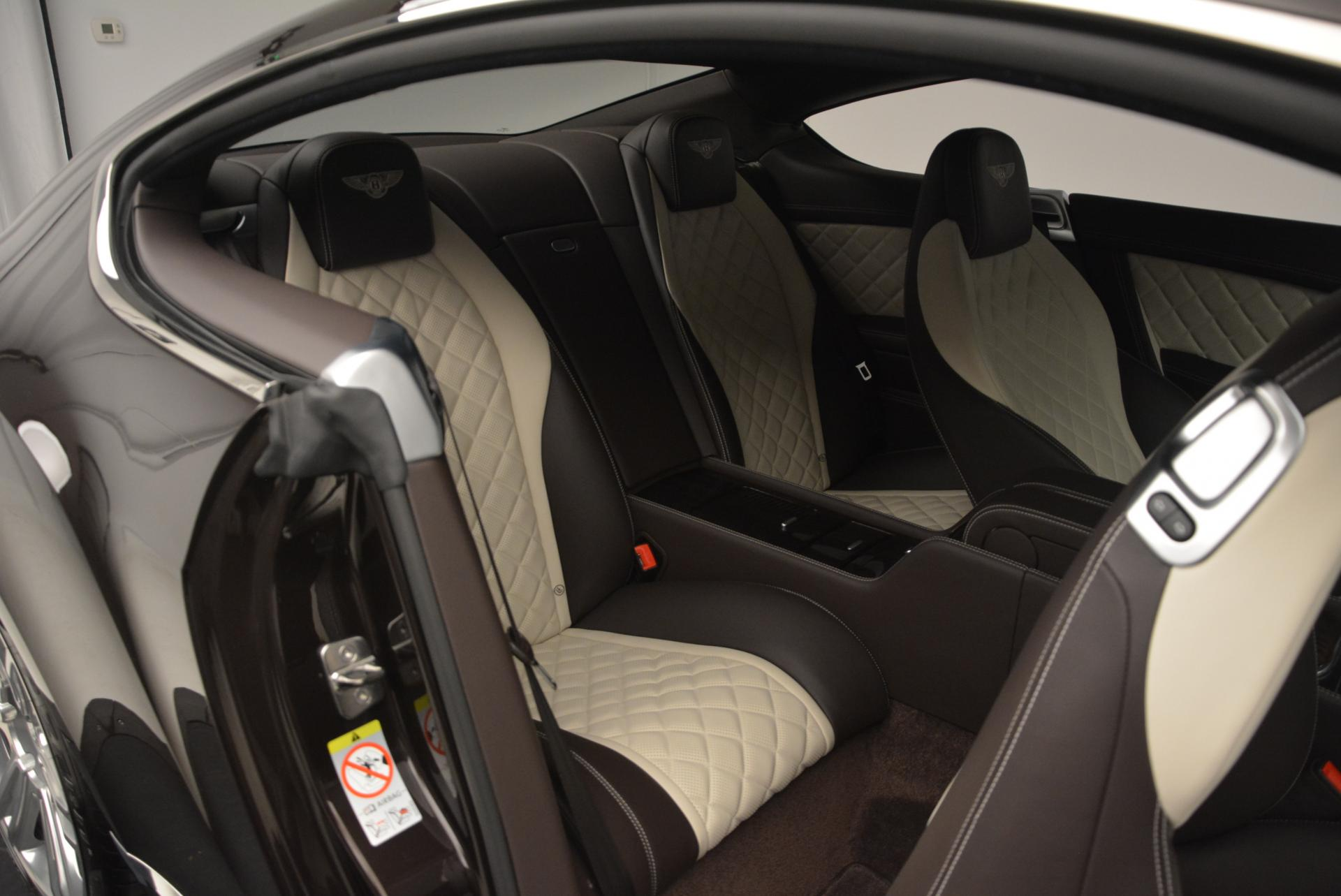 Used 2016 Bentley Continental GT W12 For Sale In Westport, CT 23_p38