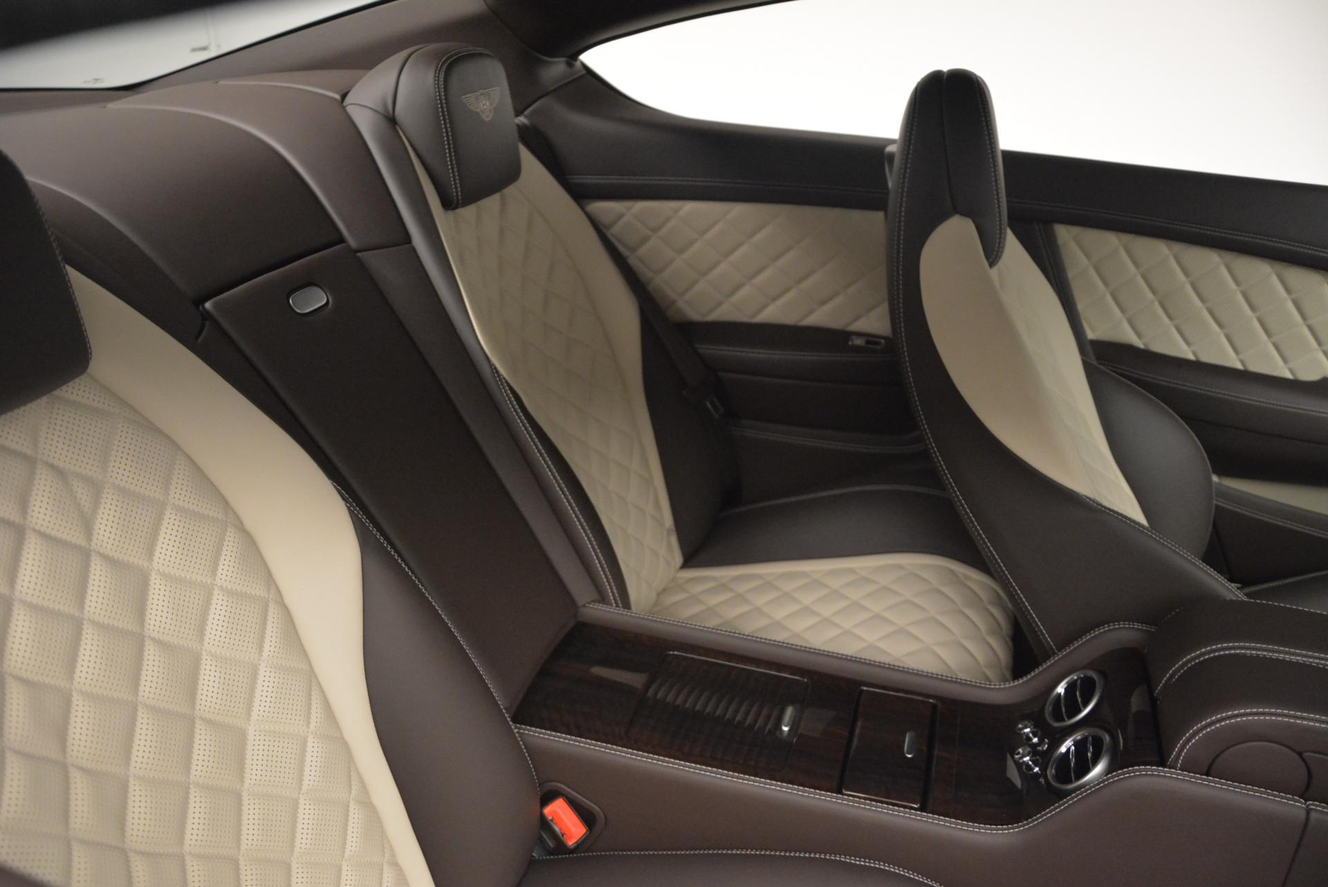 Used 2016 Bentley Continental GT W12 For Sale In Westport, CT 23_p39