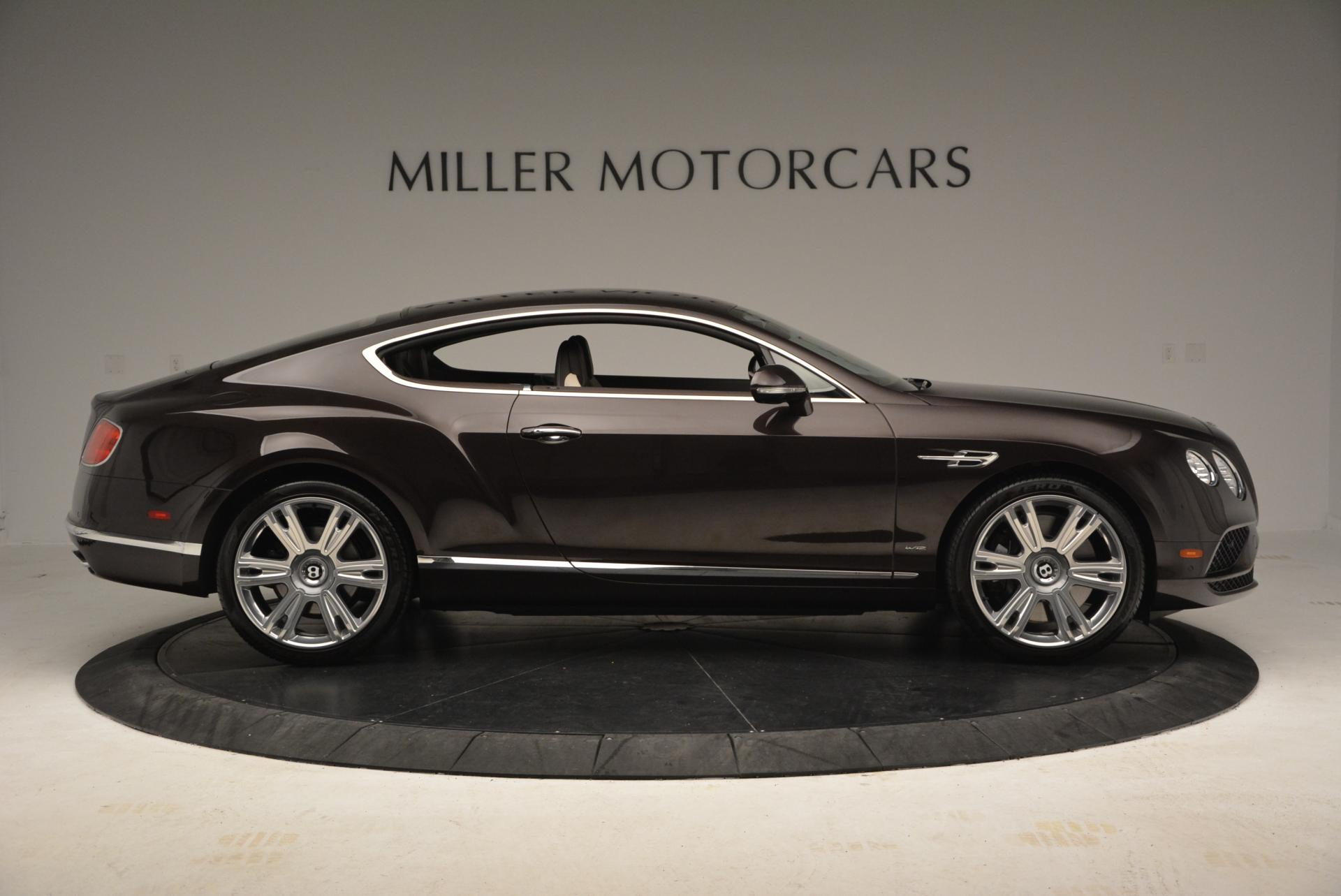 Used 2016 Bentley Continental GT W12 For Sale In Westport, CT 23_p9