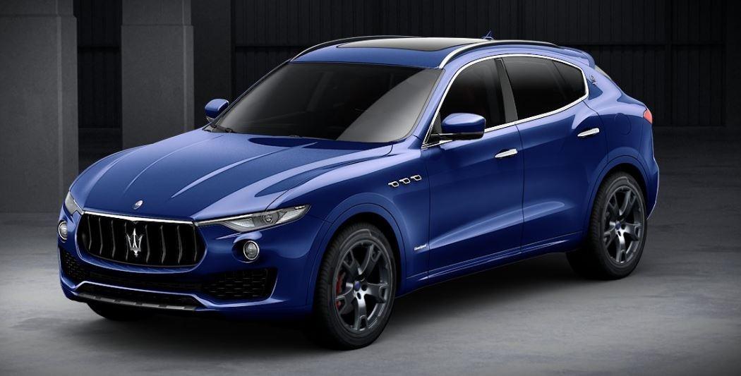 New 2018 Maserati Levante Q4 GranSport For Sale In Westport, CT 2303_main