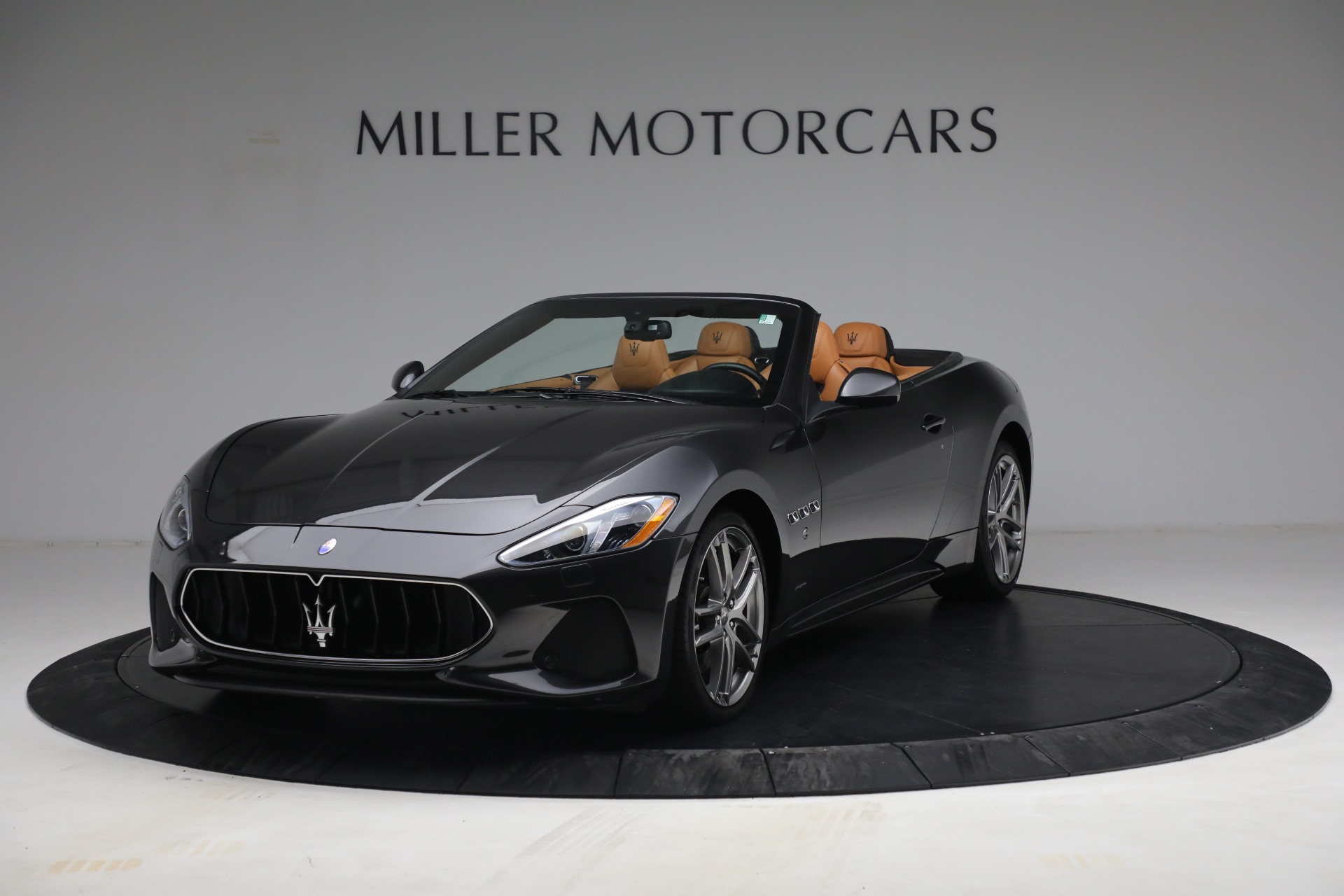 2018 Maserati GranTurismo Sport Stock M2103 for sale near Westport