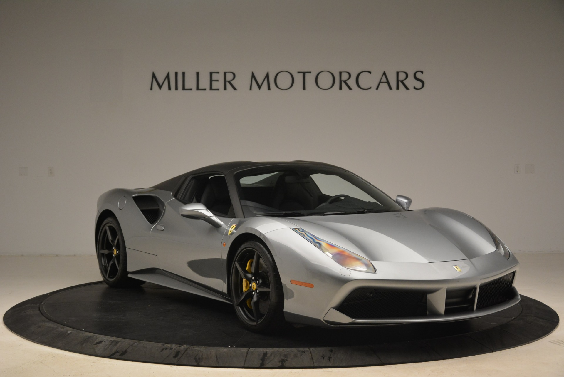 Used 2018 Ferrari 488 Spider  For Sale In Westport, CT 2306_p23