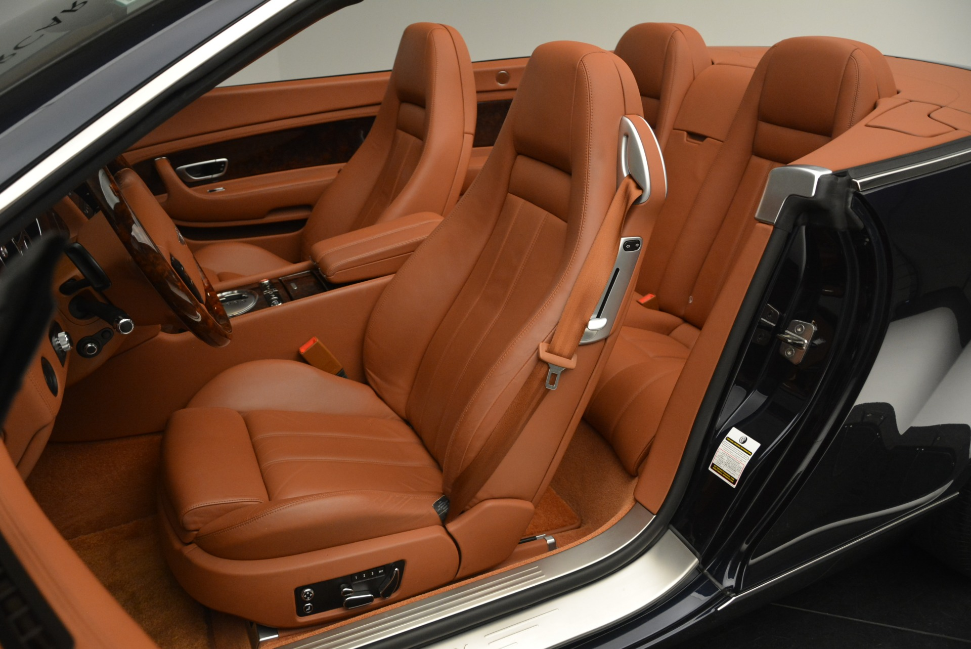 Used 2008 Bentley Continental GTC GT For Sale In Westport, CT 2307_p27