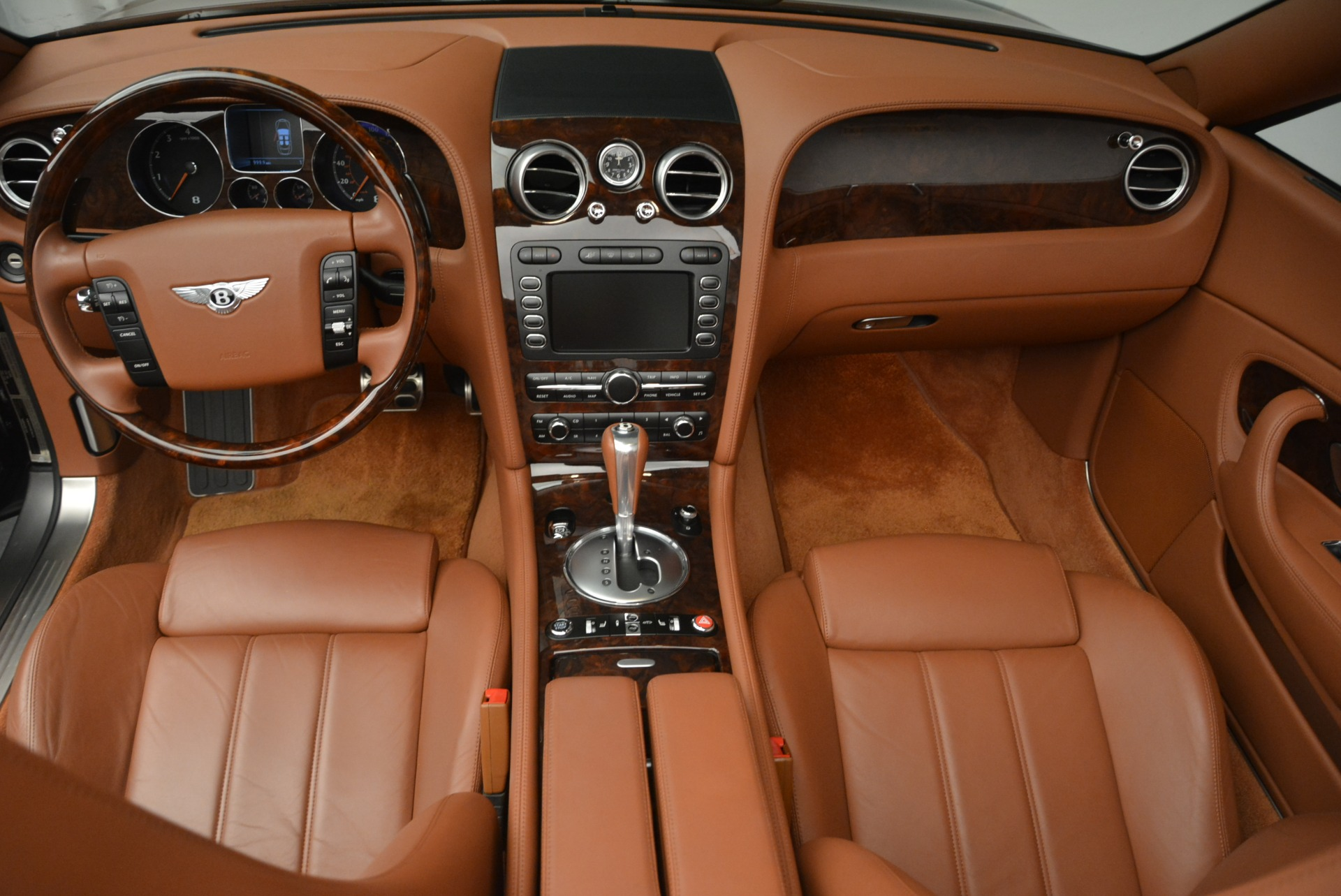 Used 2008 Bentley Continental GTC GT For Sale In Westport, CT 2307_p28