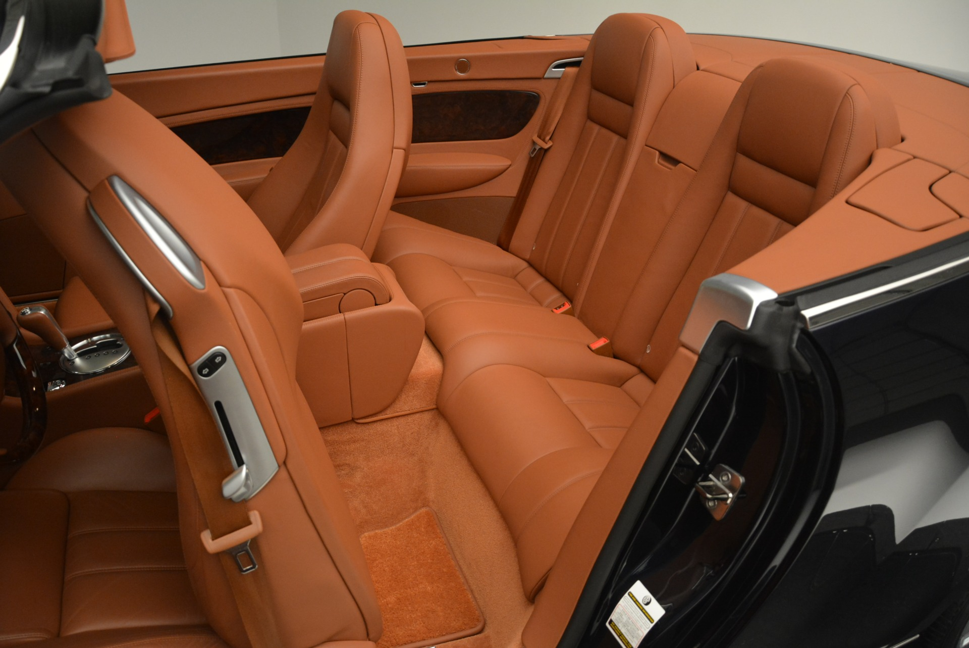 Used 2008 Bentley Continental GTC GT For Sale In Westport, CT 2307_p31
