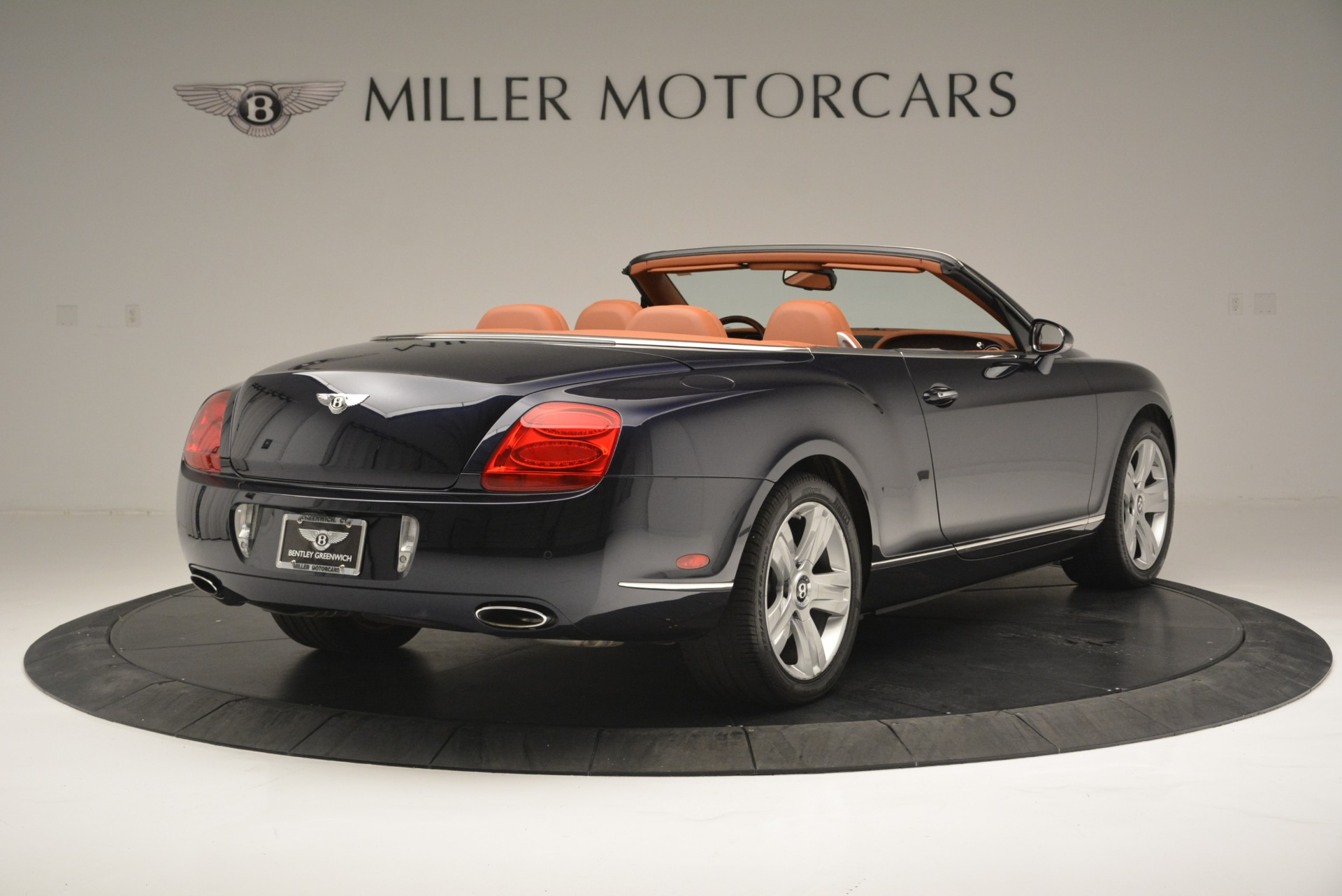 Used 2008 Bentley Continental GTC GT For Sale In Westport, CT 2307_p5