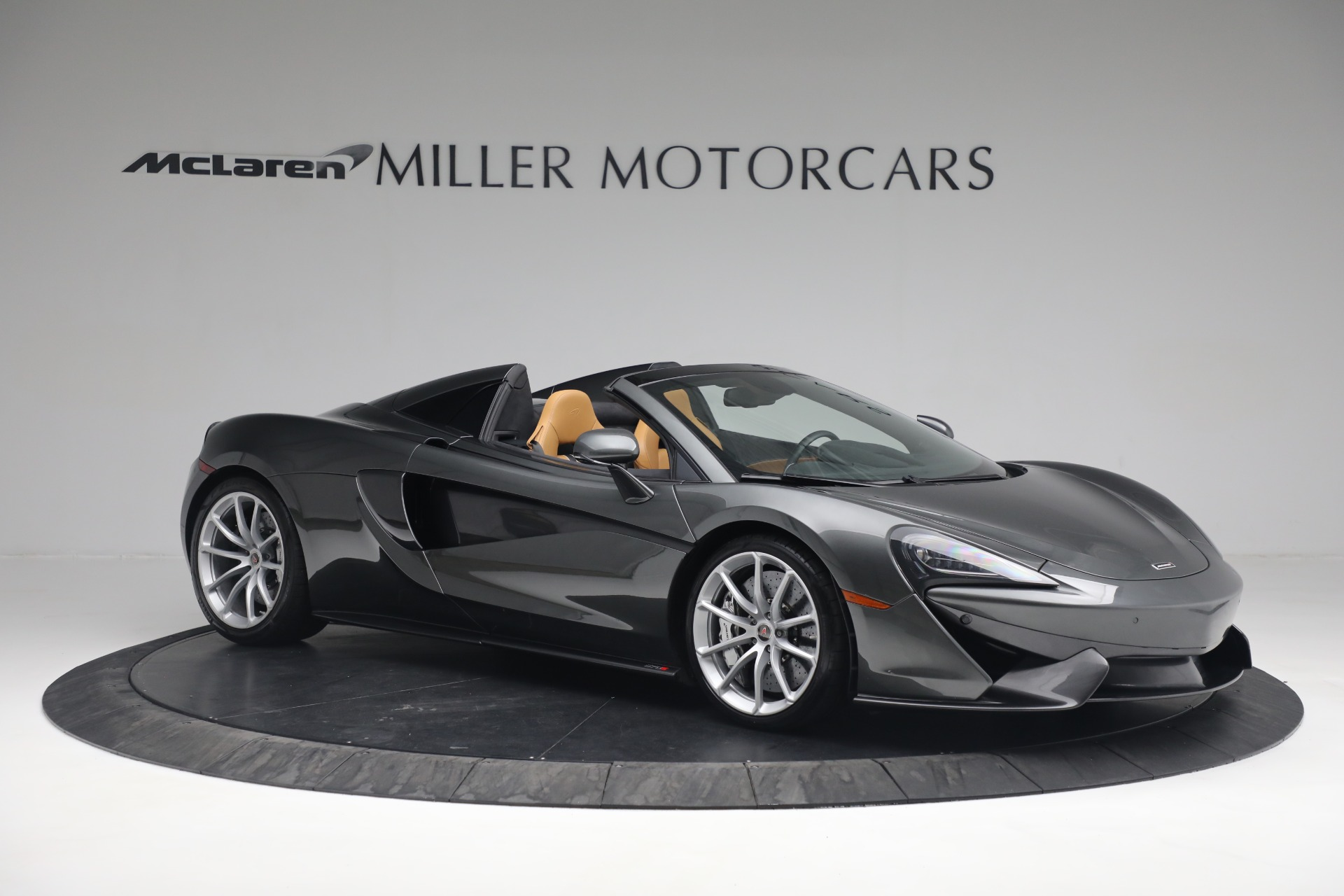 Used 2018 McLaren 570S Spider For Sale In Westport, CT 2308_p11