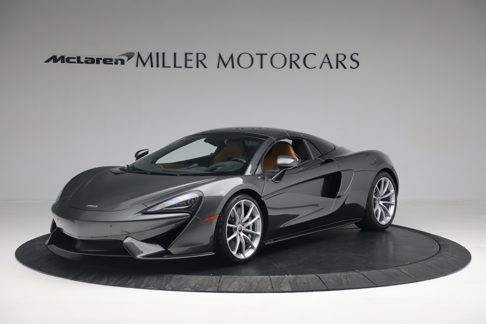Used 2018 McLaren 570S Spider For Sale In Westport, CT 2308_p19