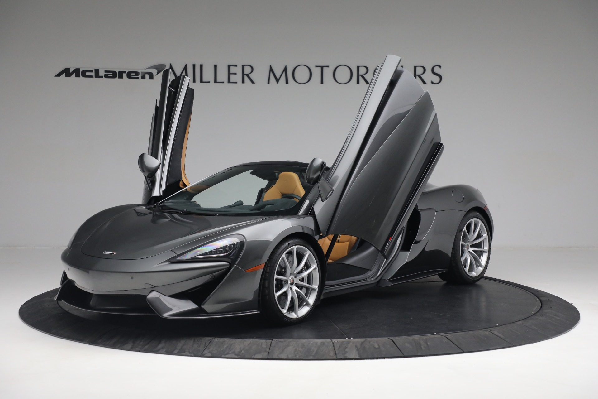 Used 2018 McLaren 570S Spider For Sale In Westport, CT 2308_p20