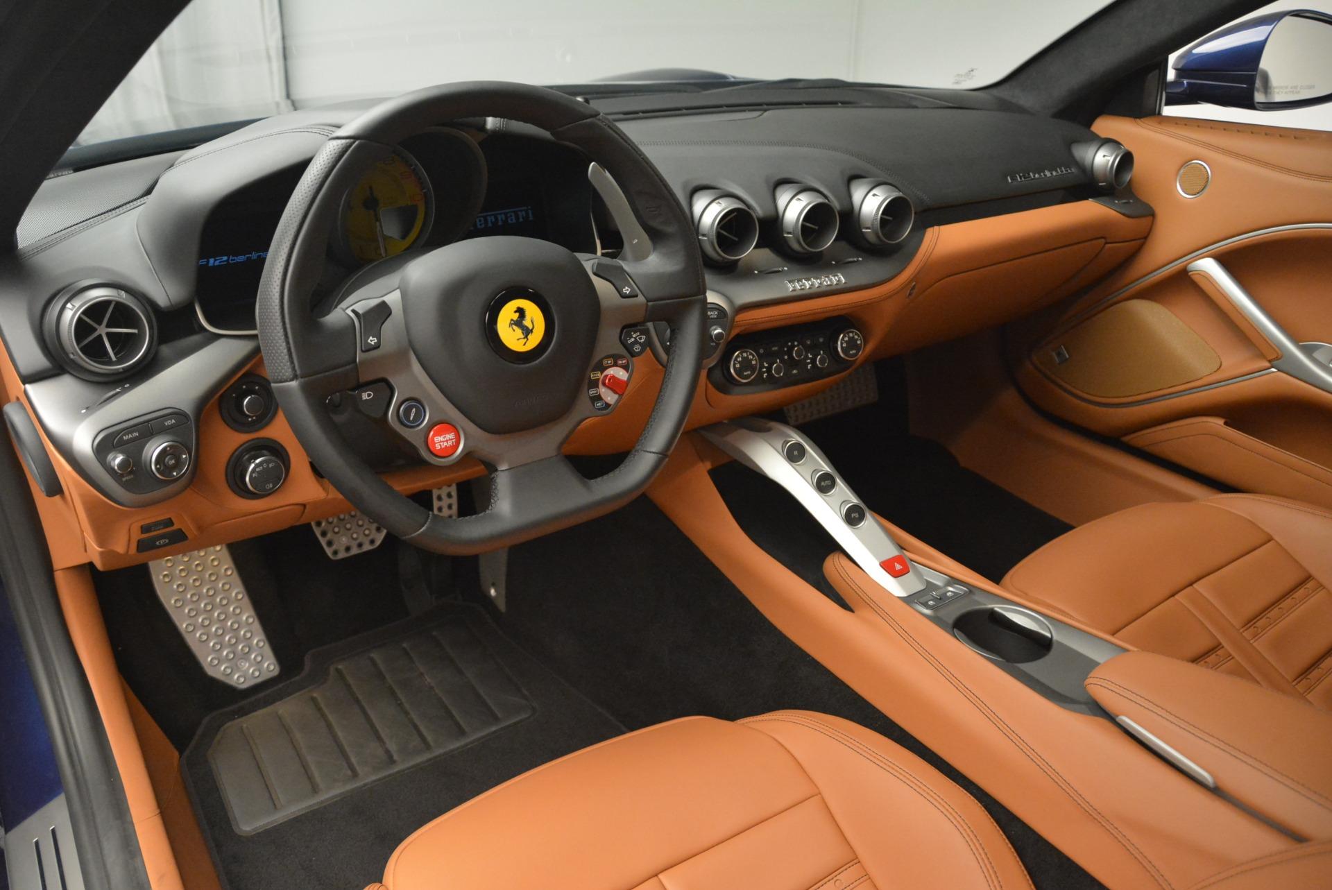 Used 2014 Ferrari F12 Berlinetta  For Sale In Westport, CT 2309_p13