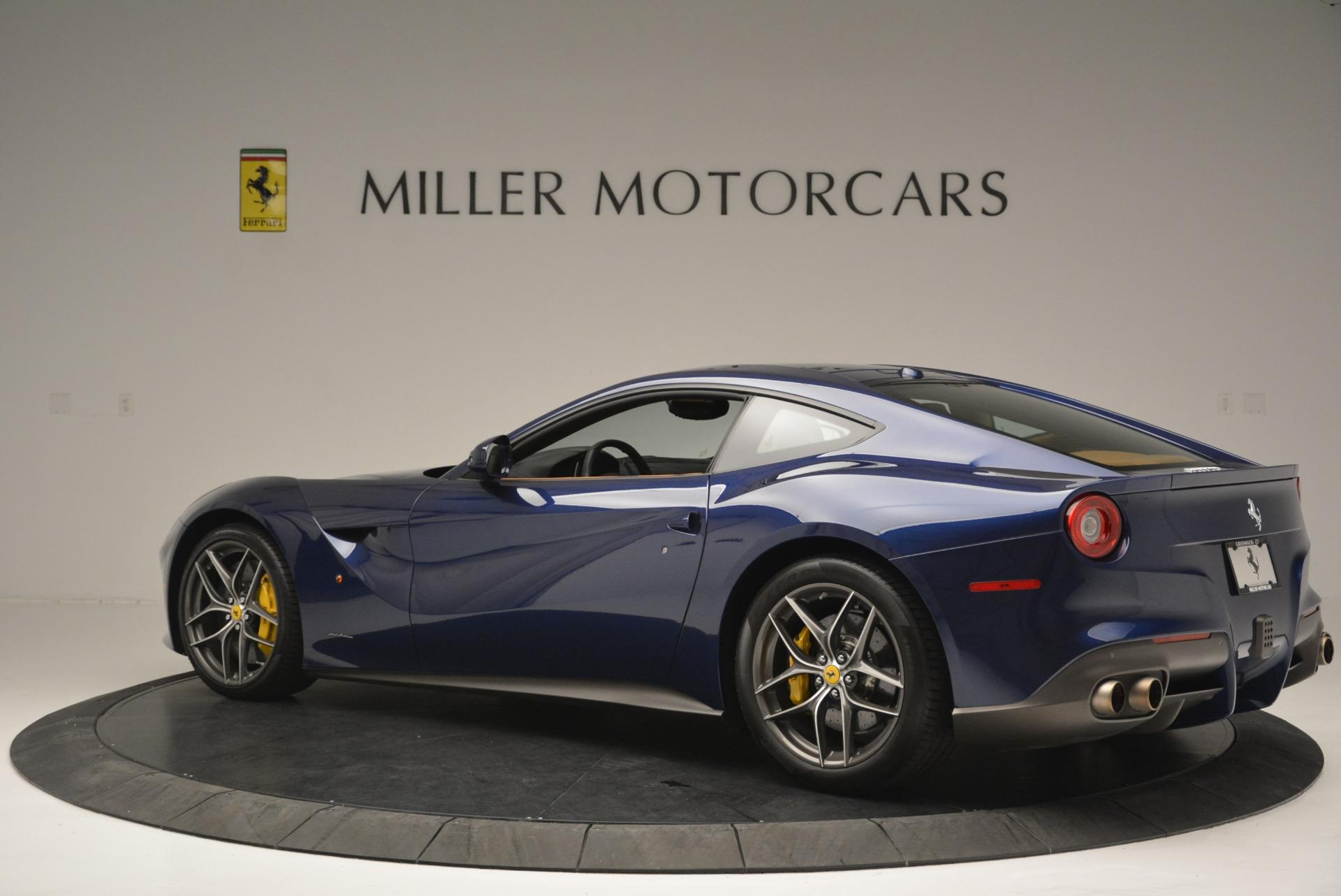 Used 2014 Ferrari F12 Berlinetta  For Sale In Westport, CT 2309_p4