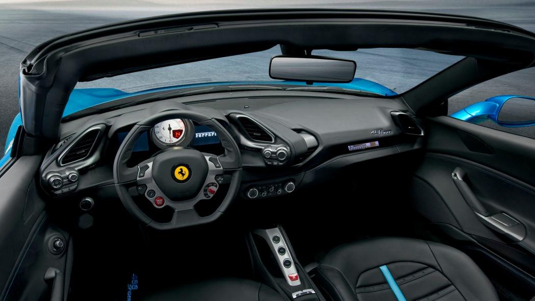 New 2019 Ferrari 488 Spider  For Sale In Westport, CT 231_p6