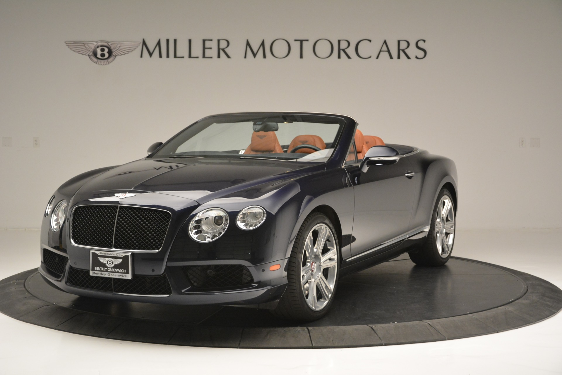 Used 2015 Bentley Continental GT V8 For Sale In Westport, CT 2310_main