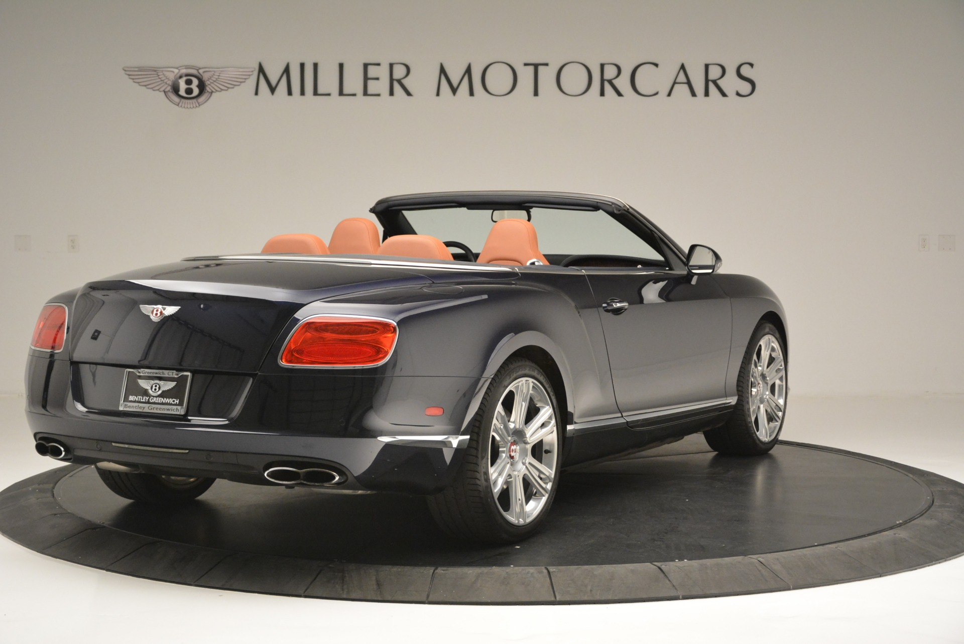 Used 2015 Bentley Continental GT V8 For Sale In Westport, CT 2310_p7