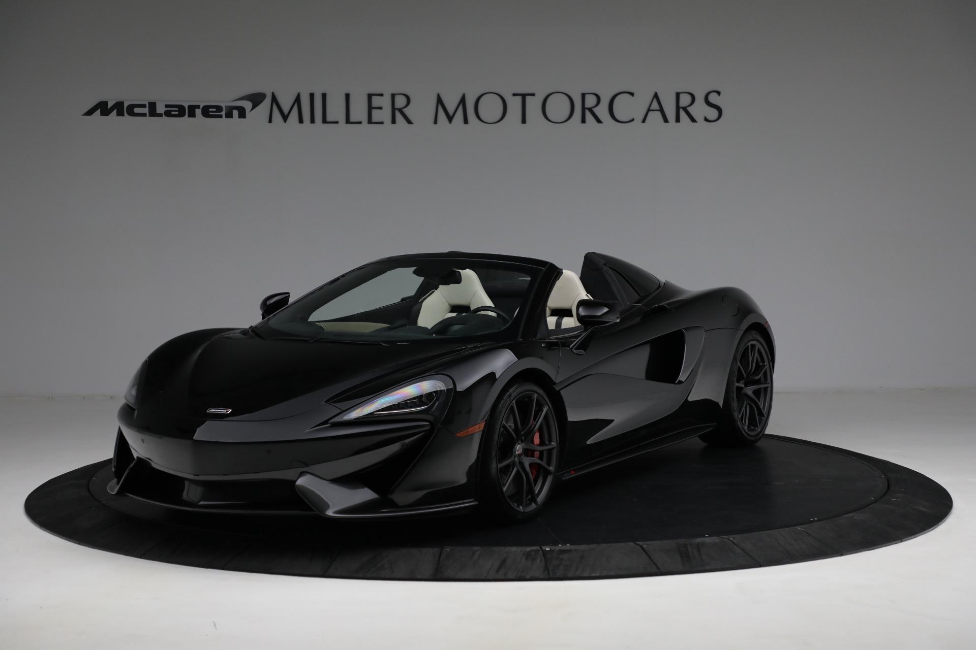 New 2018 McLaren 570S Spider For Sale In Westport, CT 2312_main