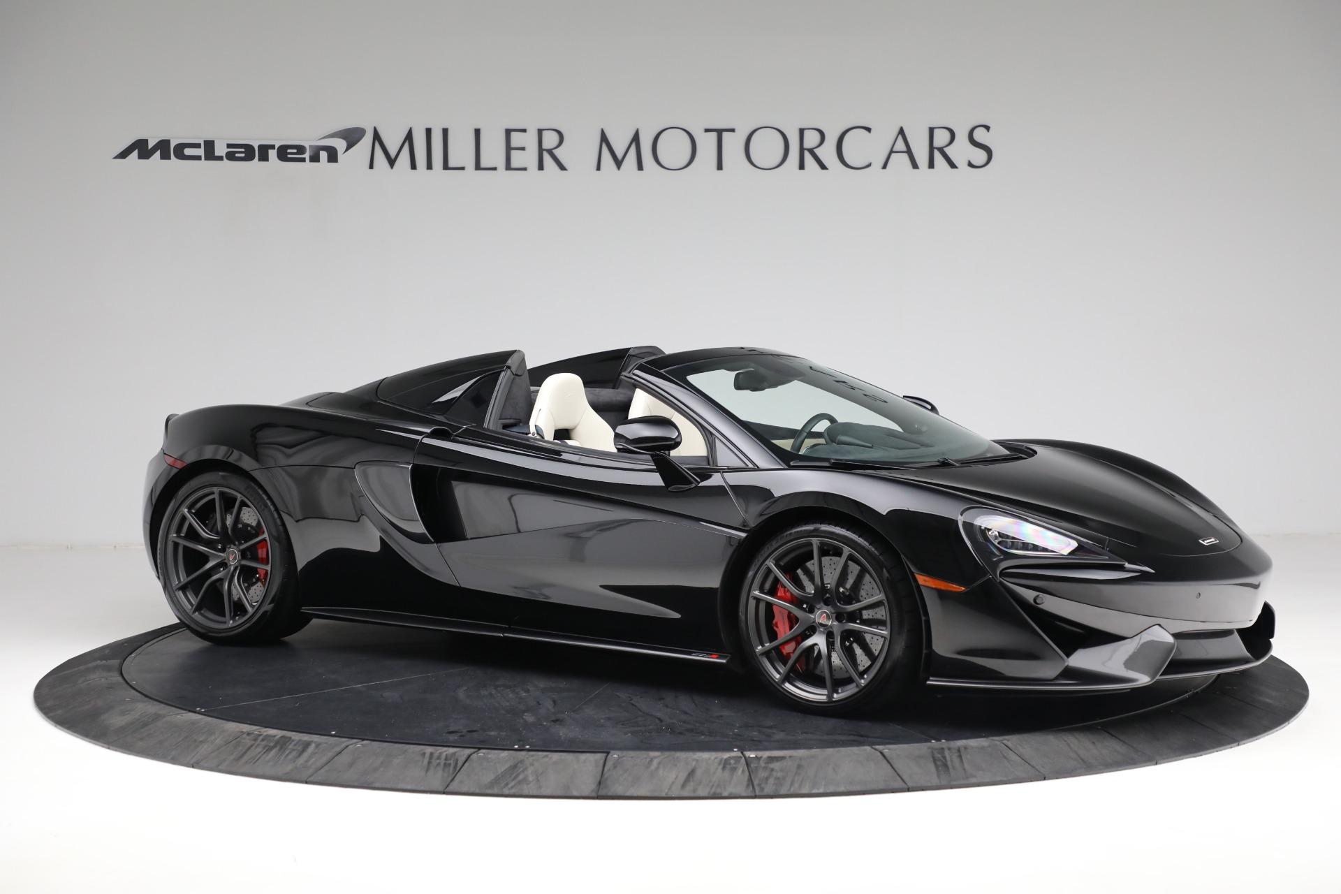 New 2018 McLaren 570S Spider For Sale In Westport, CT 2312_p10