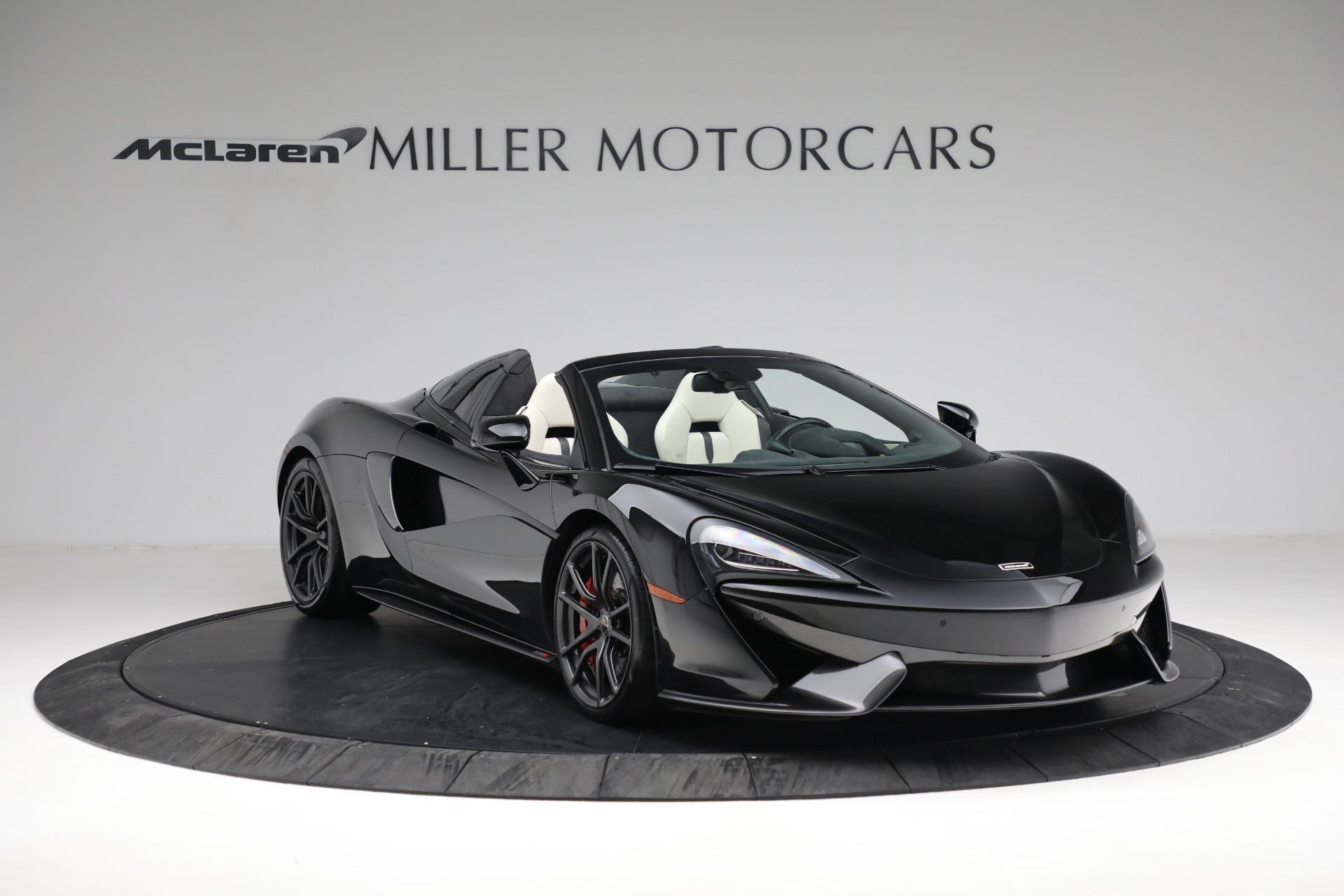 New 2018 McLaren 570S Spider For Sale In Westport, CT 2312_p11