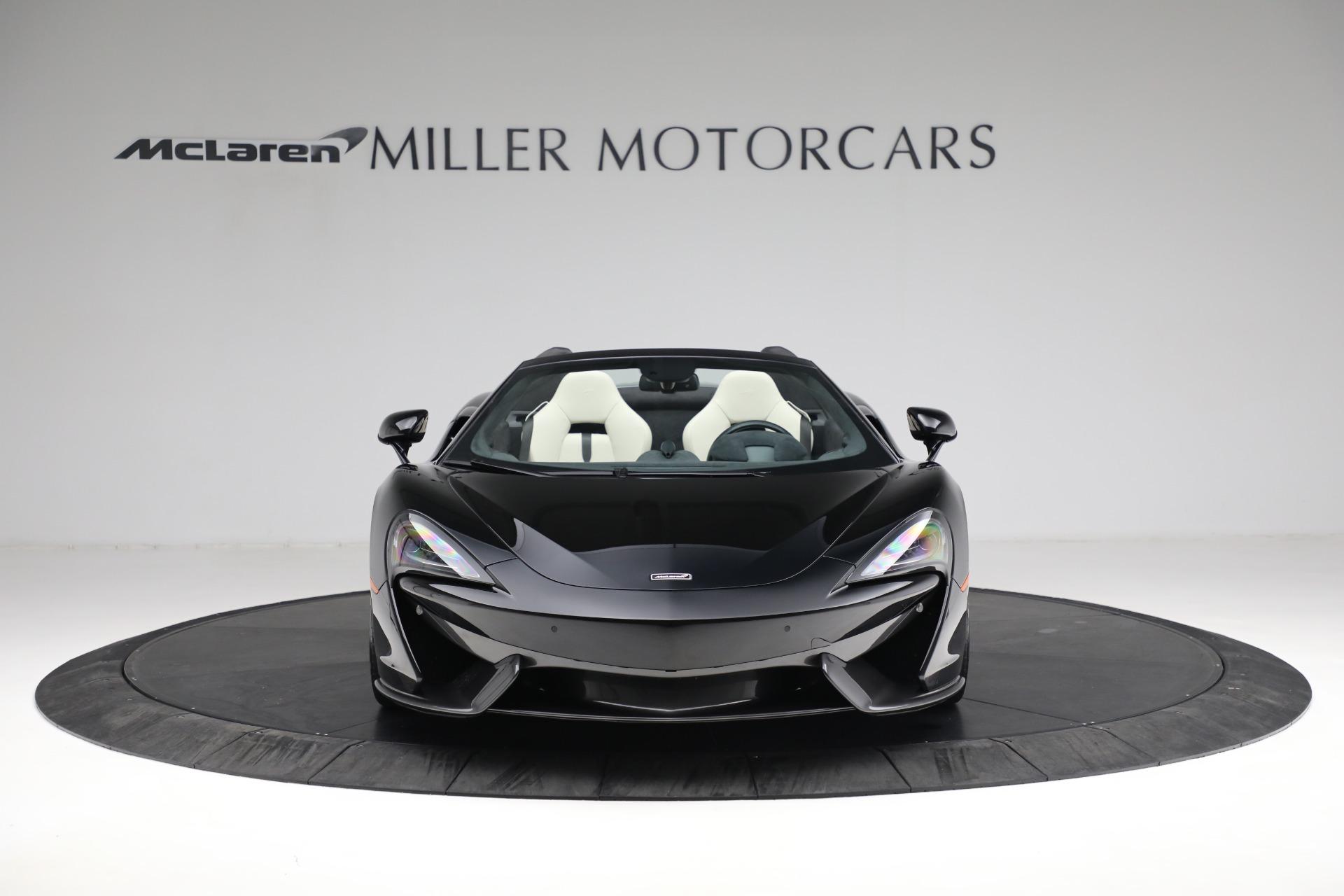 New 2018 McLaren 570S Spider For Sale In Westport, CT 2312_p12