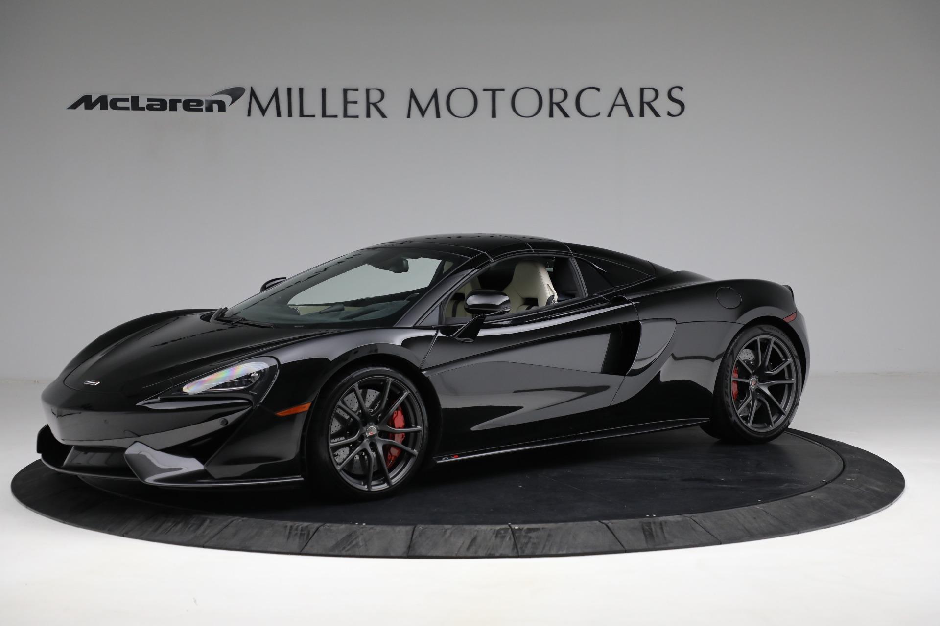 New 2018 McLaren 570S Spider For Sale In Westport, CT 2312_p14