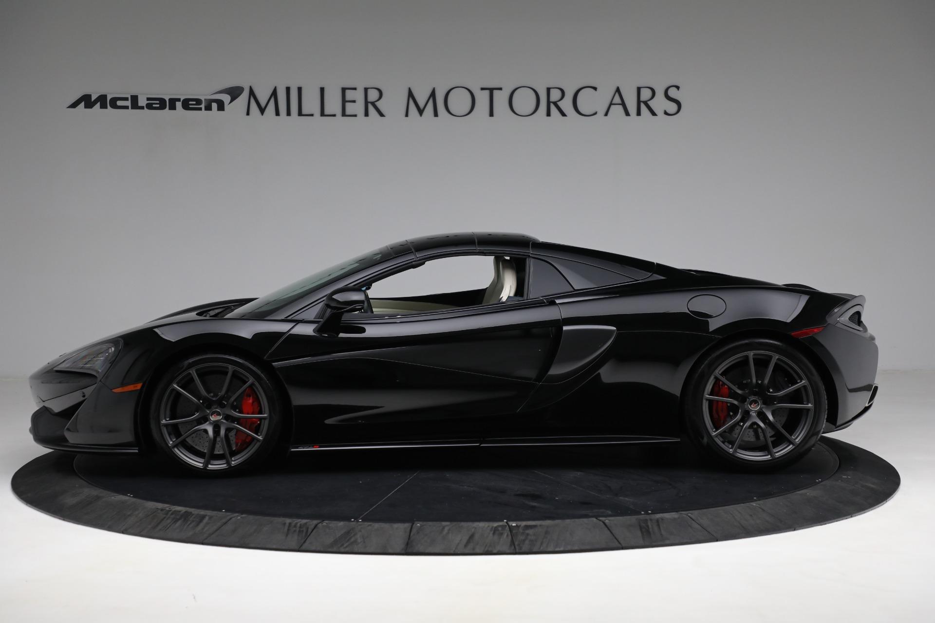 New 2018 McLaren 570S Spider For Sale In Westport, CT 2312_p15