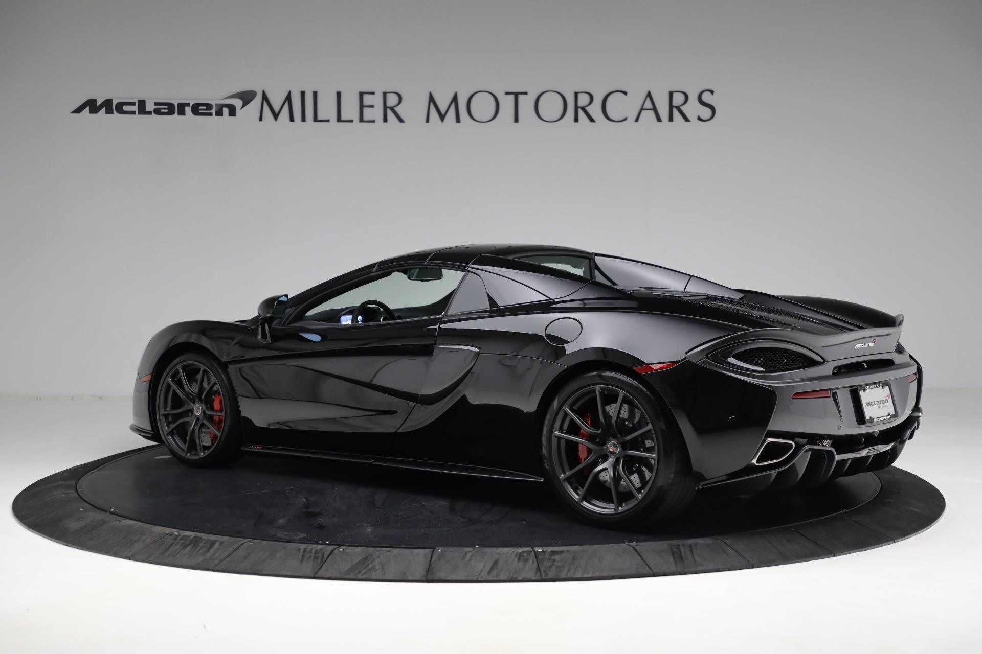 New 2018 McLaren 570S Spider For Sale In Westport, CT 2312_p16