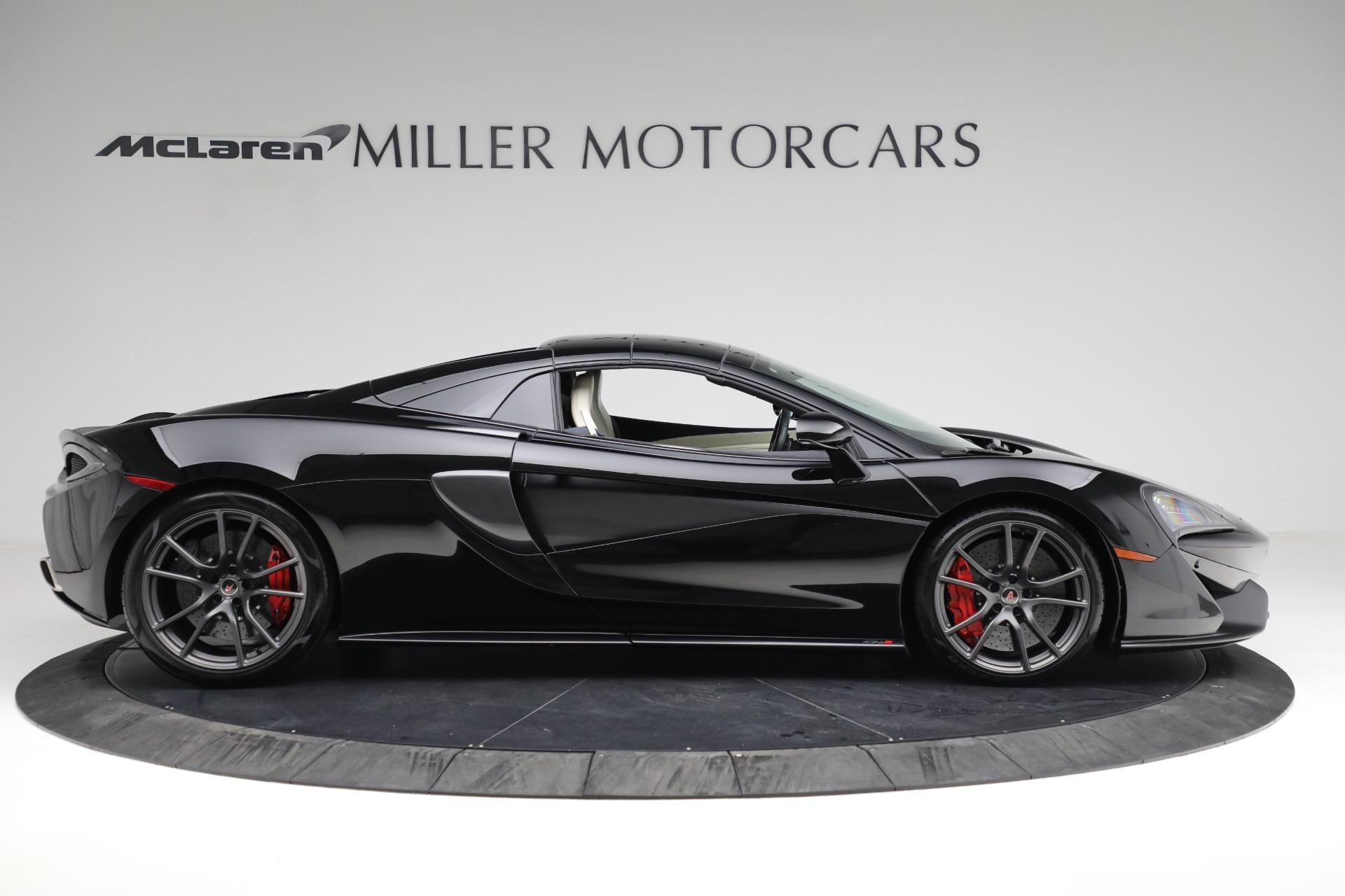New 2018 McLaren 570S Spider For Sale In Westport, CT 2312_p17