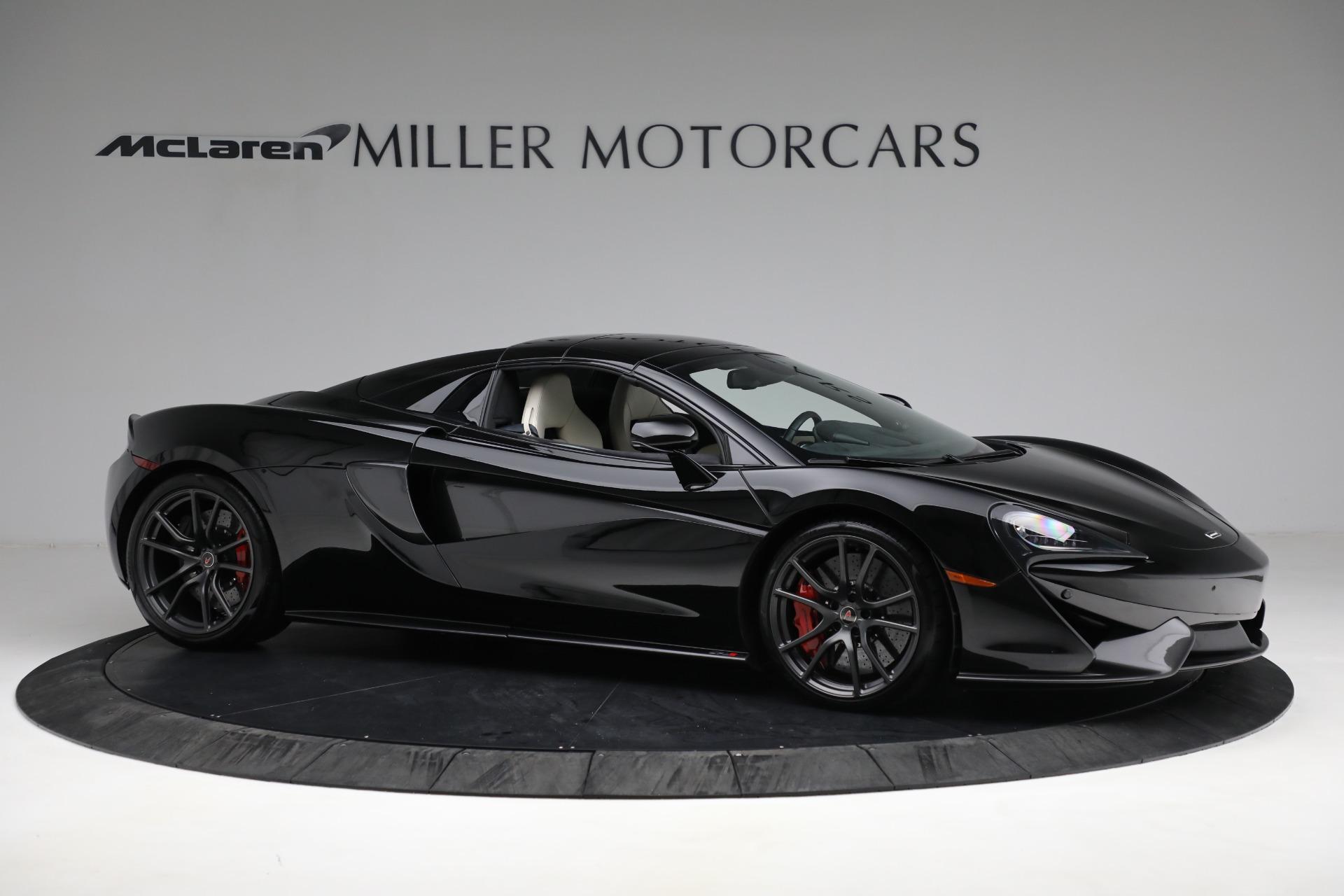 New 2018 McLaren 570S Spider For Sale In Westport, CT 2312_p18