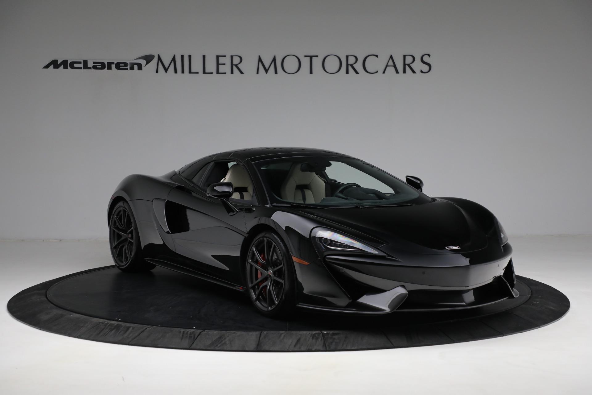 New 2018 McLaren 570S Spider For Sale In Westport, CT 2312_p19