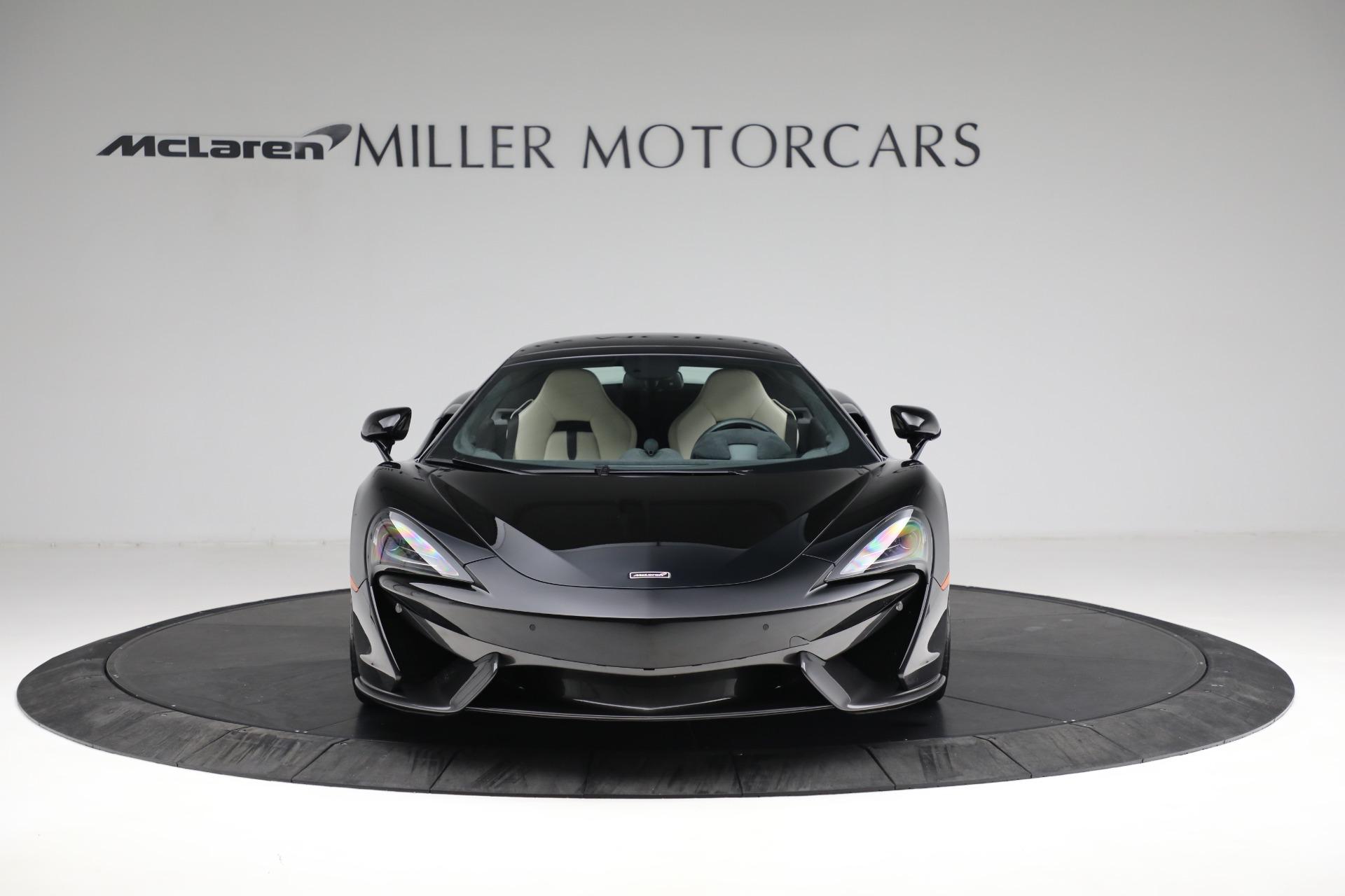 New 2018 McLaren 570S Spider For Sale In Westport, CT 2312_p20