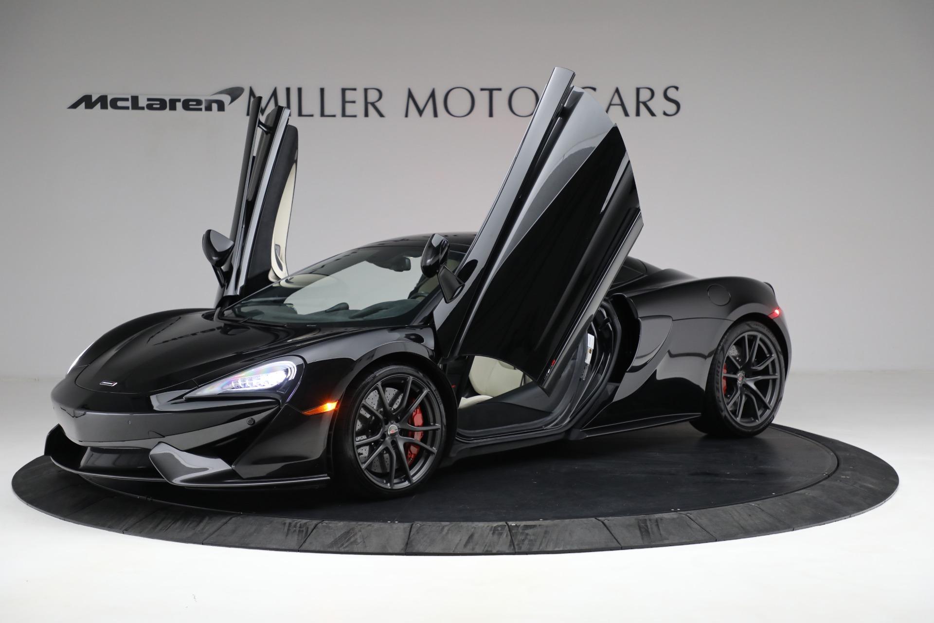 New 2018 McLaren 570S Spider For Sale In Westport, CT 2312_p22