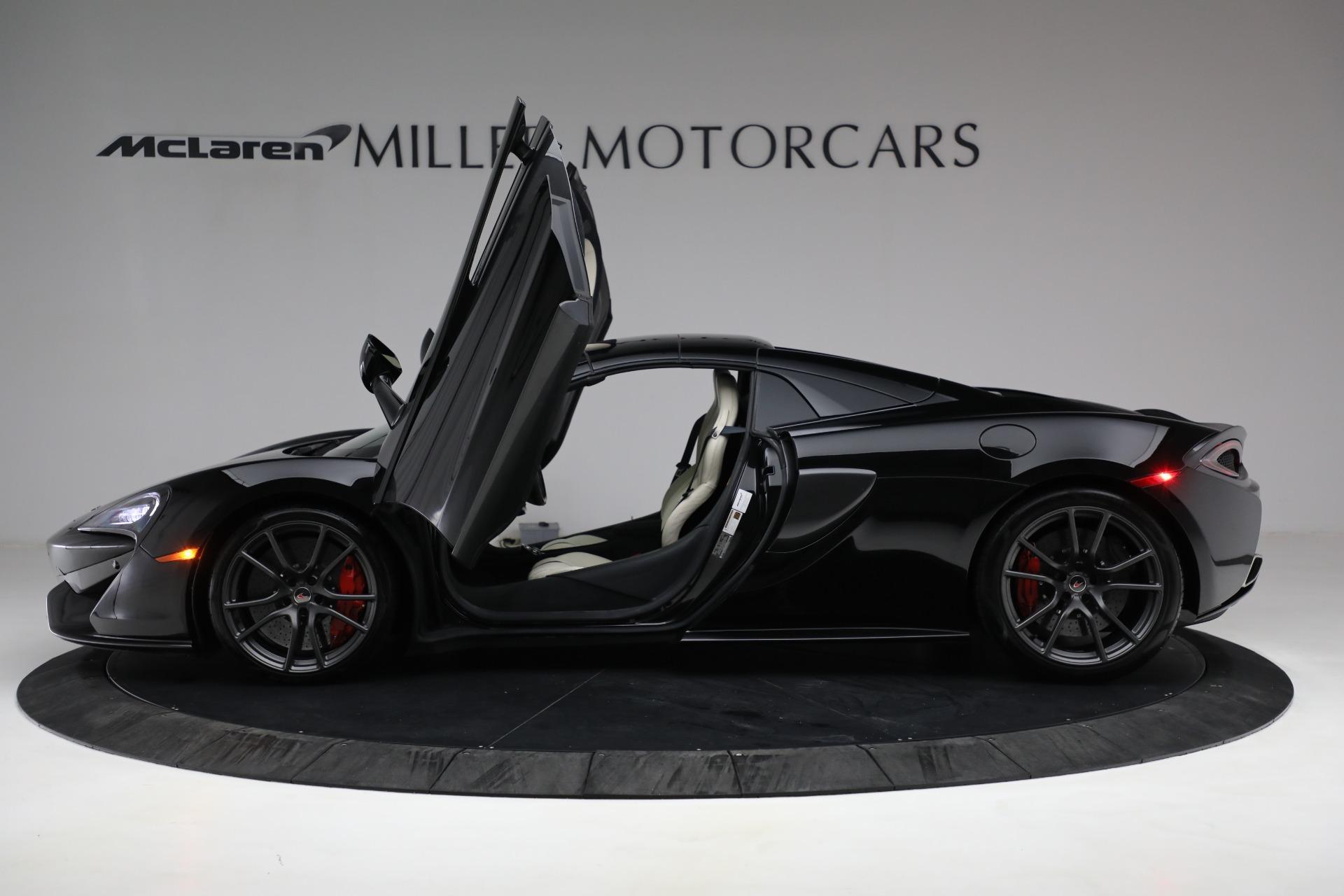 New 2018 McLaren 570S Spider For Sale In Westport, CT 2312_p23